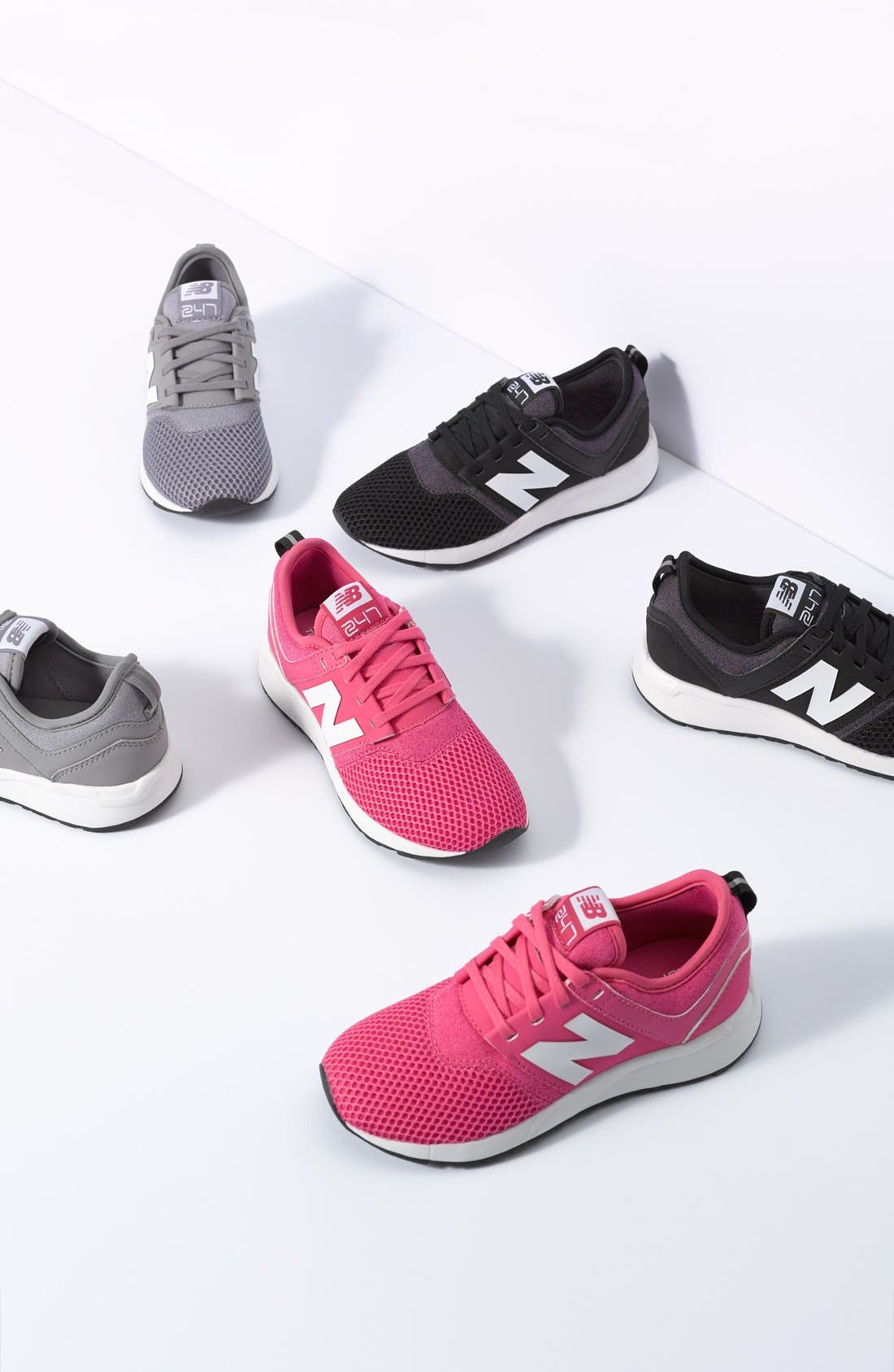 247 Sport Sneaker,                             Main thumbnail 1, color,                             001