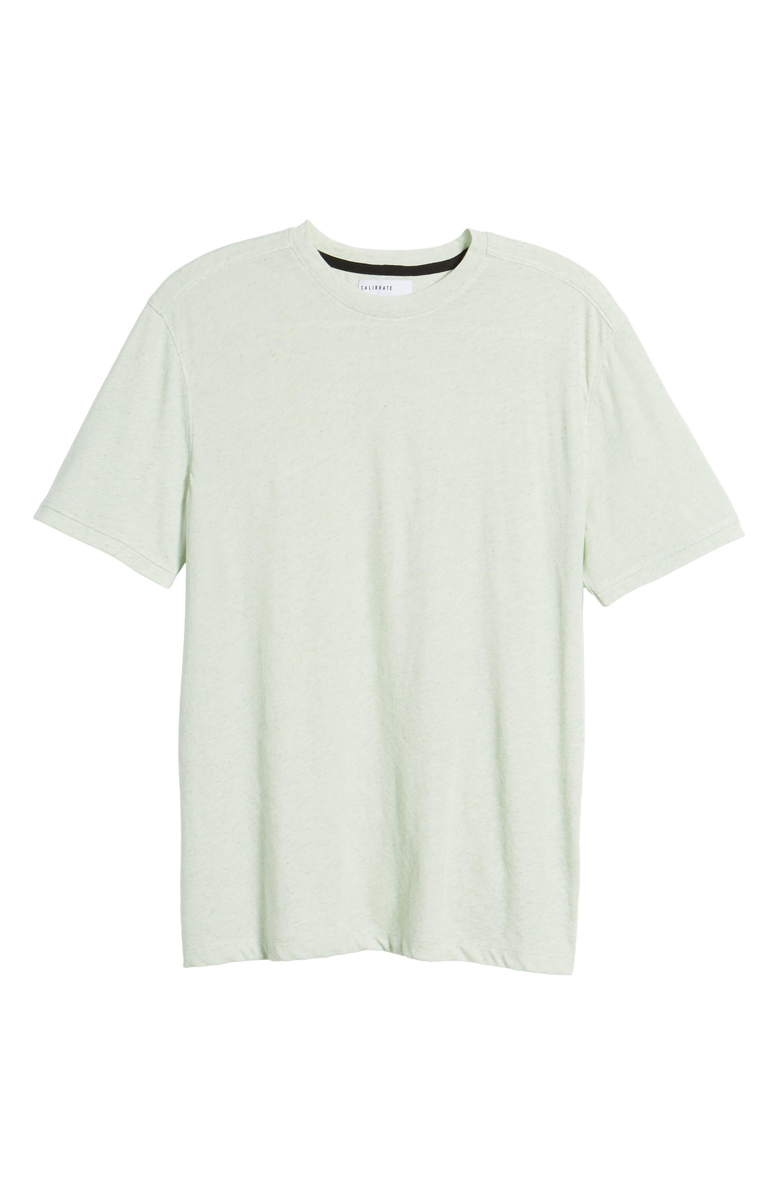 Crewneck T-Shirt,                             Alternate thumbnail 6, color,                             310
