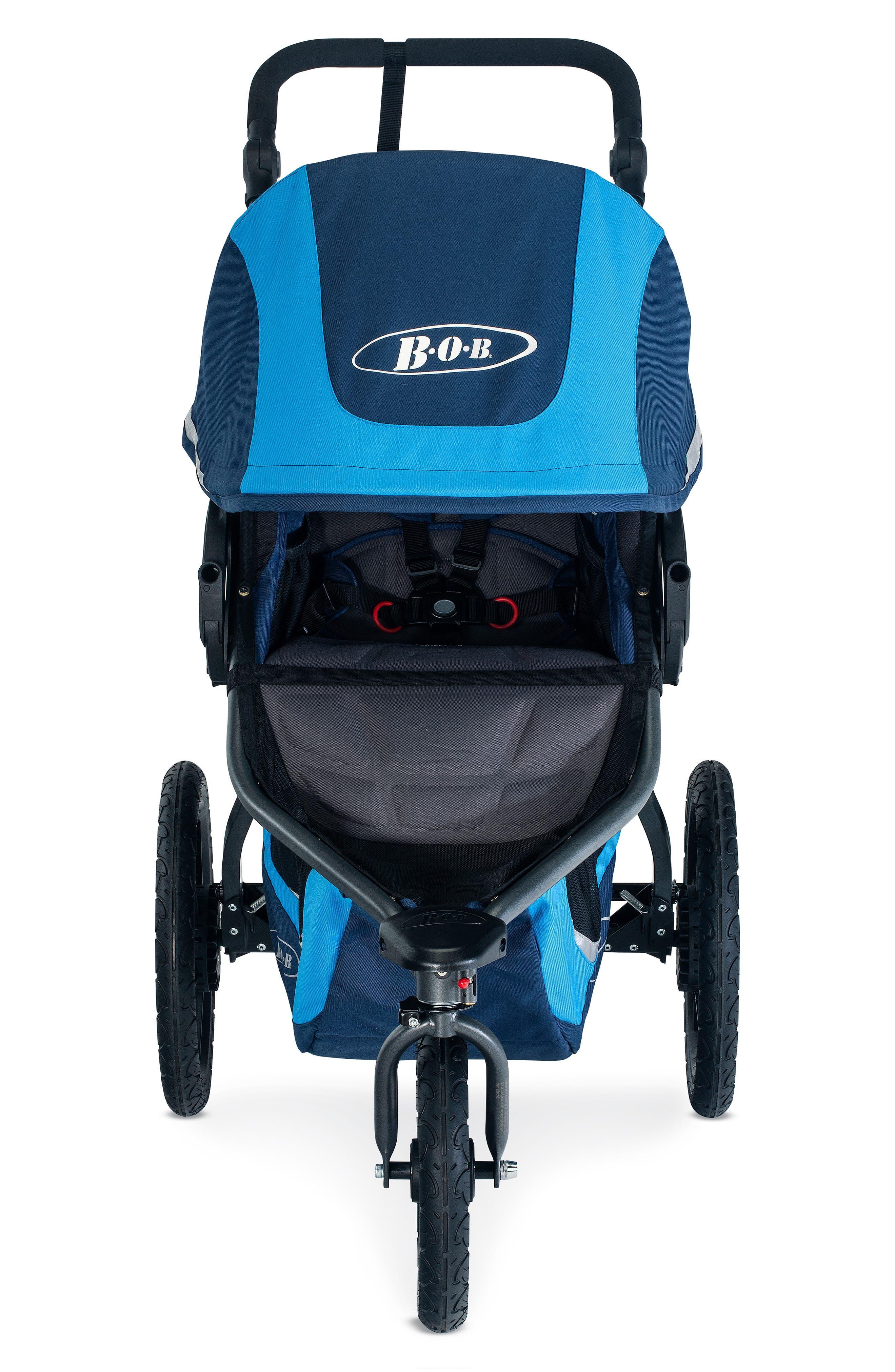 Infant Bob Revolution Flex 3 Single Jogging Stroller Size One Size  Blue