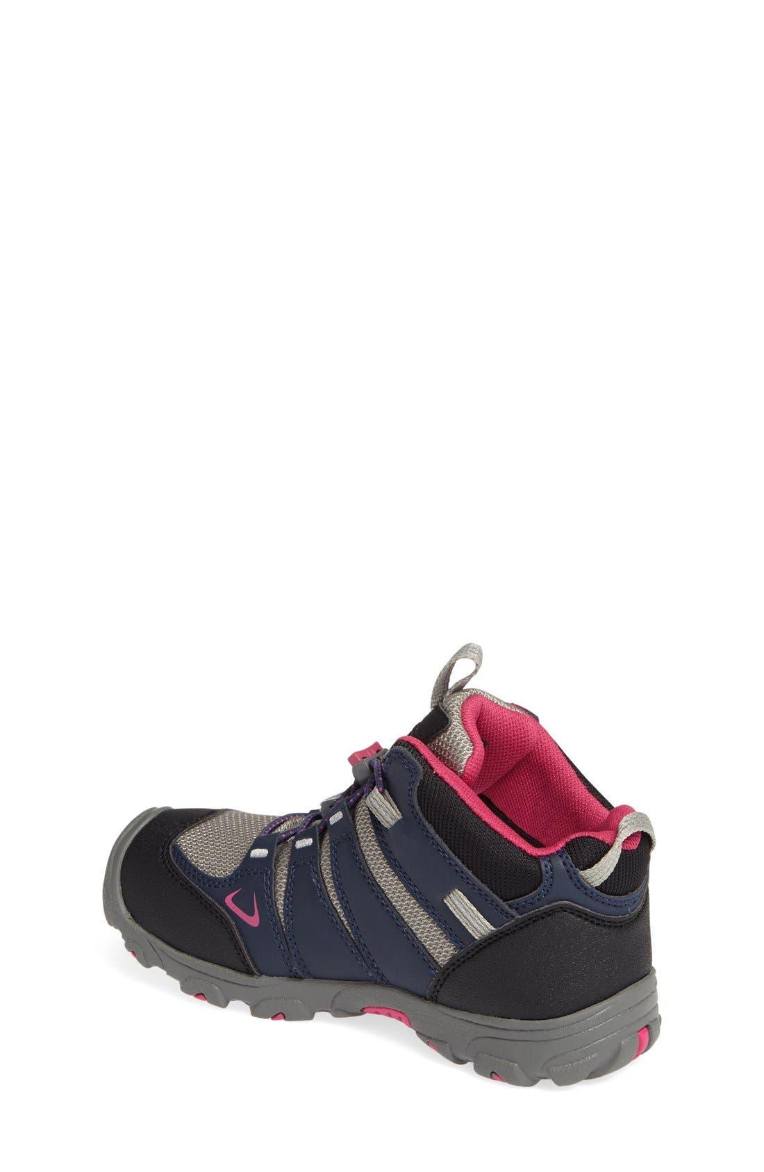 'Oakridge' Waterproof Hiking Boot,                             Alternate thumbnail 5, color,