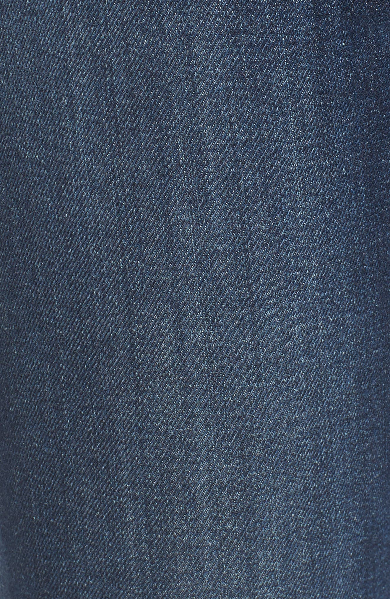 'Maria' Skinny Jeans,                             Alternate thumbnail 6, color,                             407