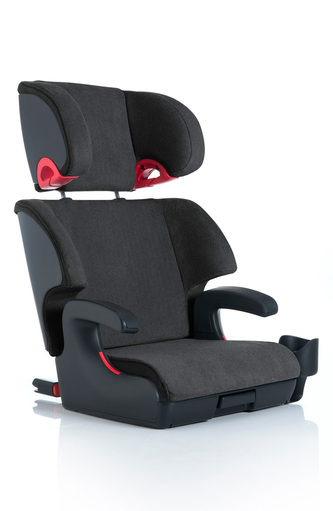 Oobr Convertible Full Back/Backless Booster Seat,                             Main thumbnail 2, color,