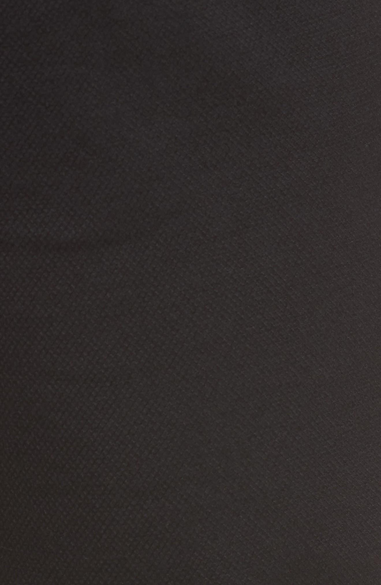 Woolook Diamond Slim Fit Pants,                             Alternate thumbnail 5, color,                             BLACK