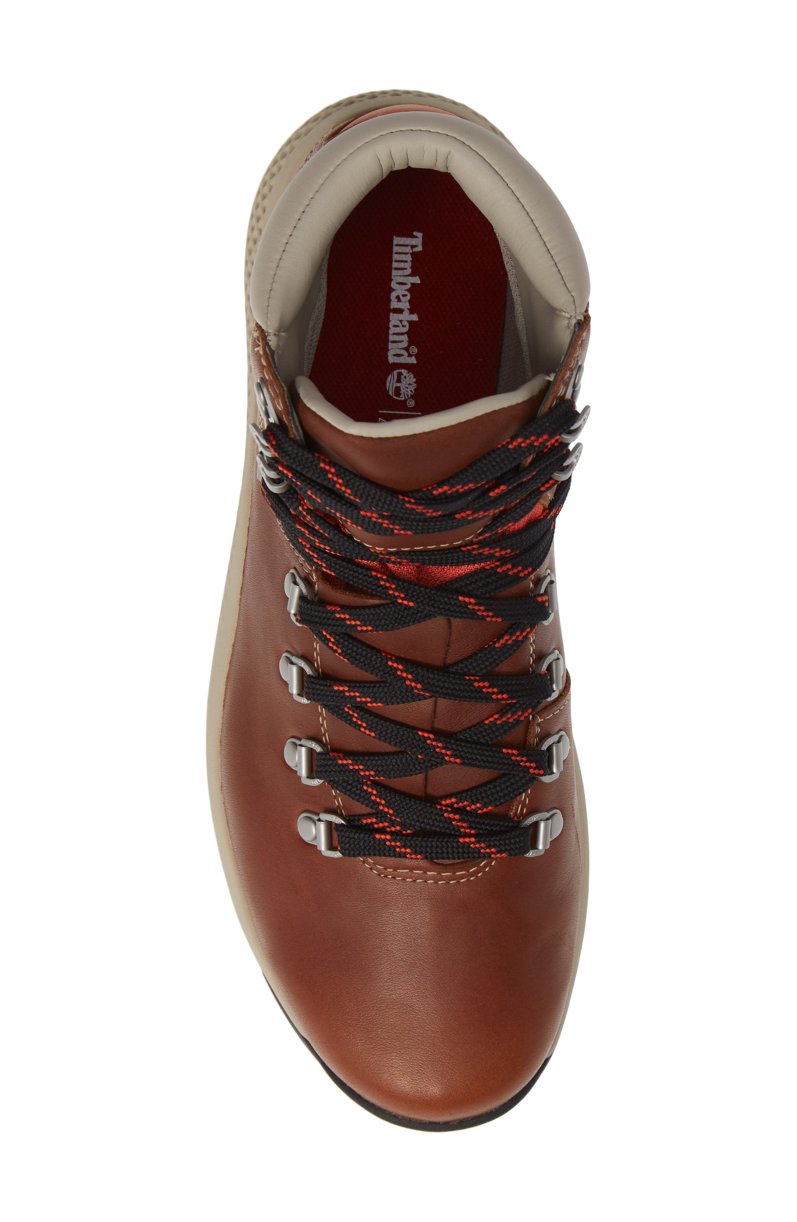 1978 Aerocore Waterproof Hiking Boot,                             Alternate thumbnail 5, color,                             BROWN LEATHER