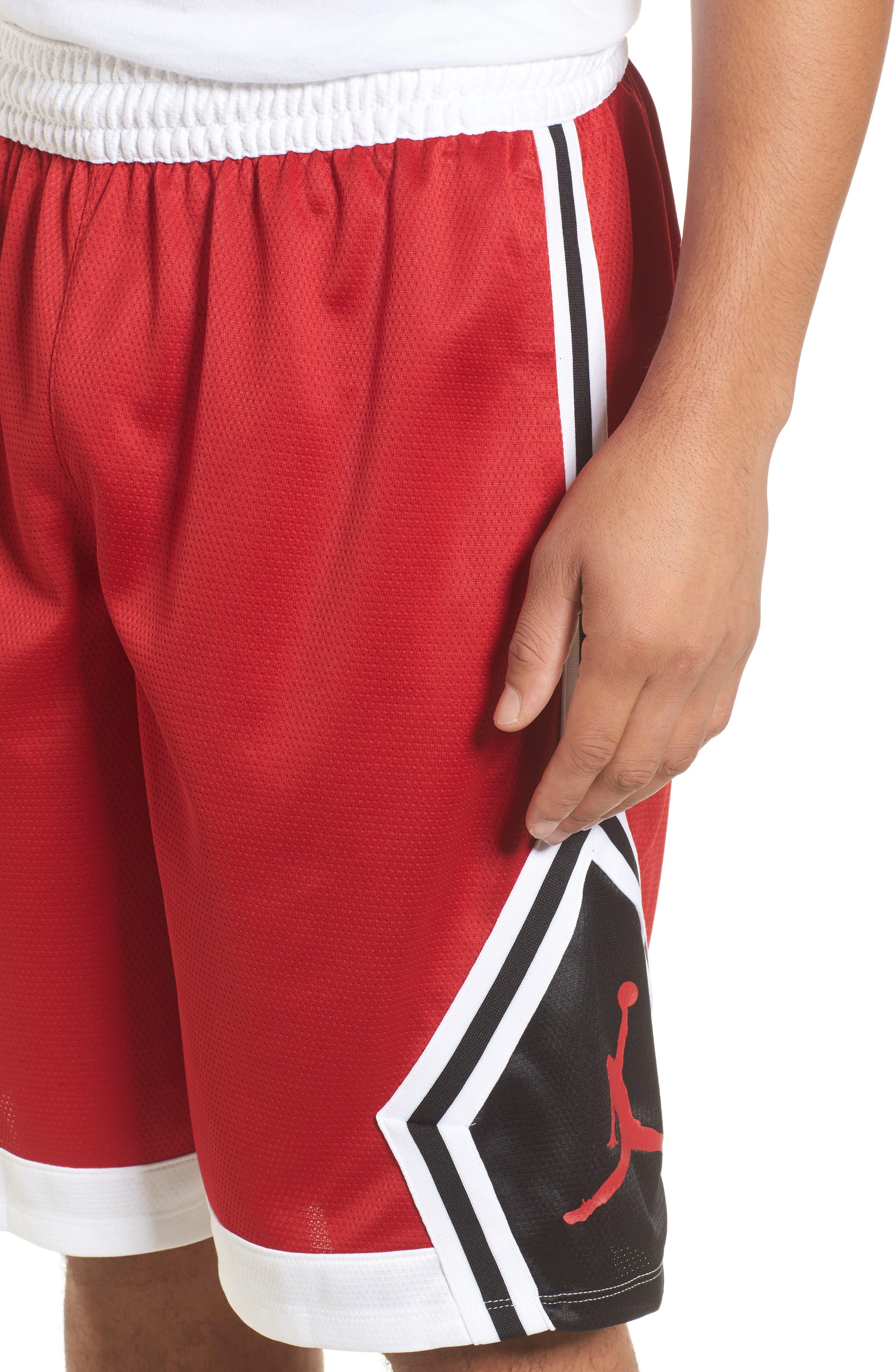 Sportswear Rise Diamond Shorts,                             Alternate thumbnail 24, color,