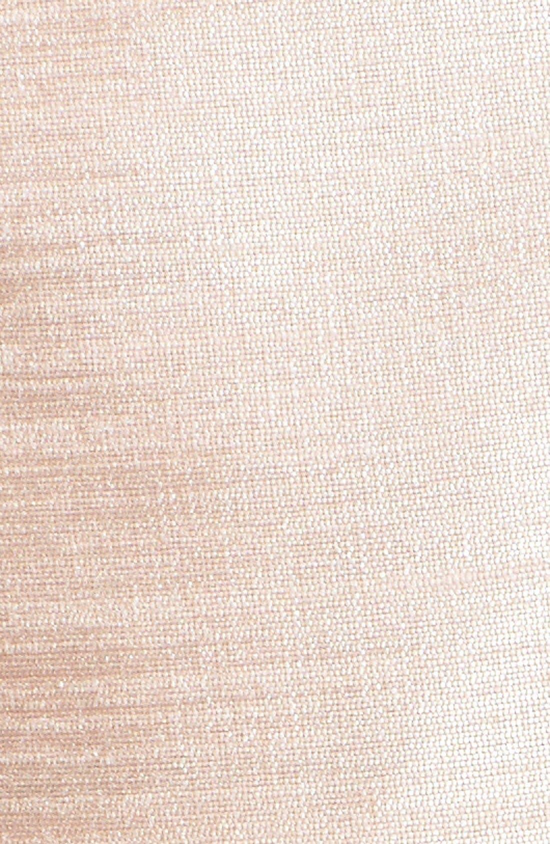 Dupioni Fit & Flare Dress,                             Alternate thumbnail 25, color,
