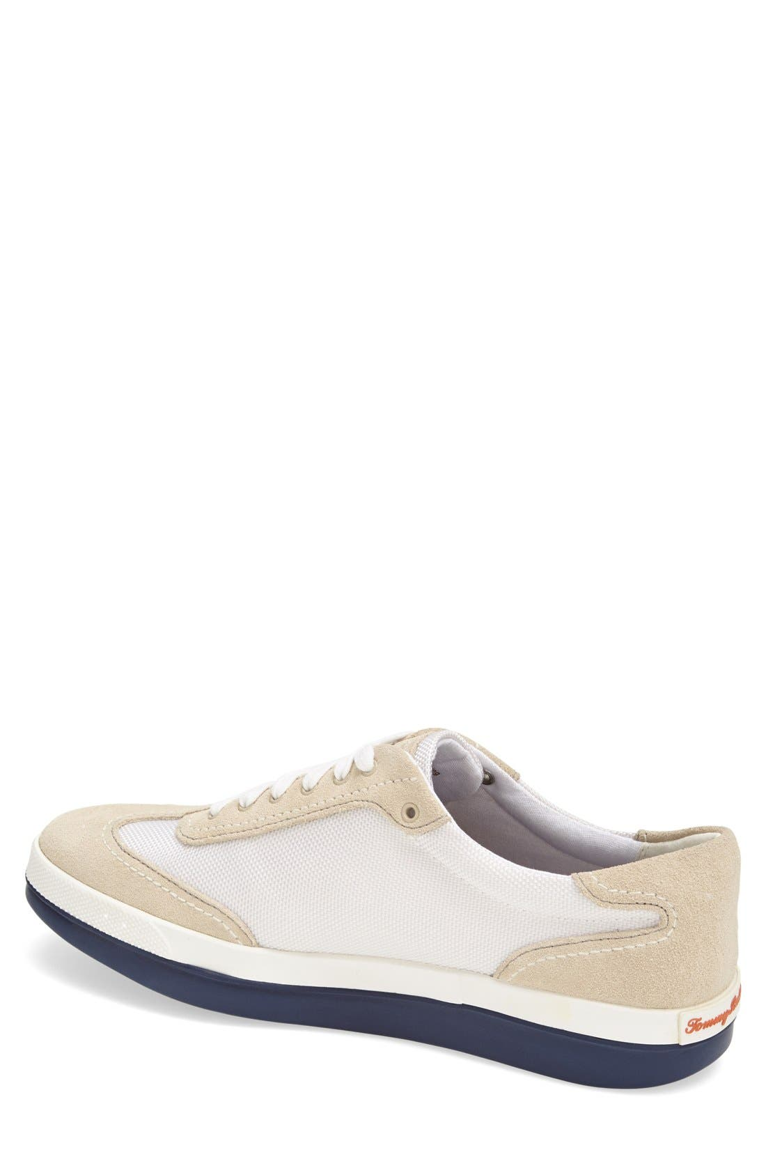 TOMMY BAHAMA,                             'Relaxology Collection - Roaderick' Sneaker,                             Alternate thumbnail 4, color,                             100