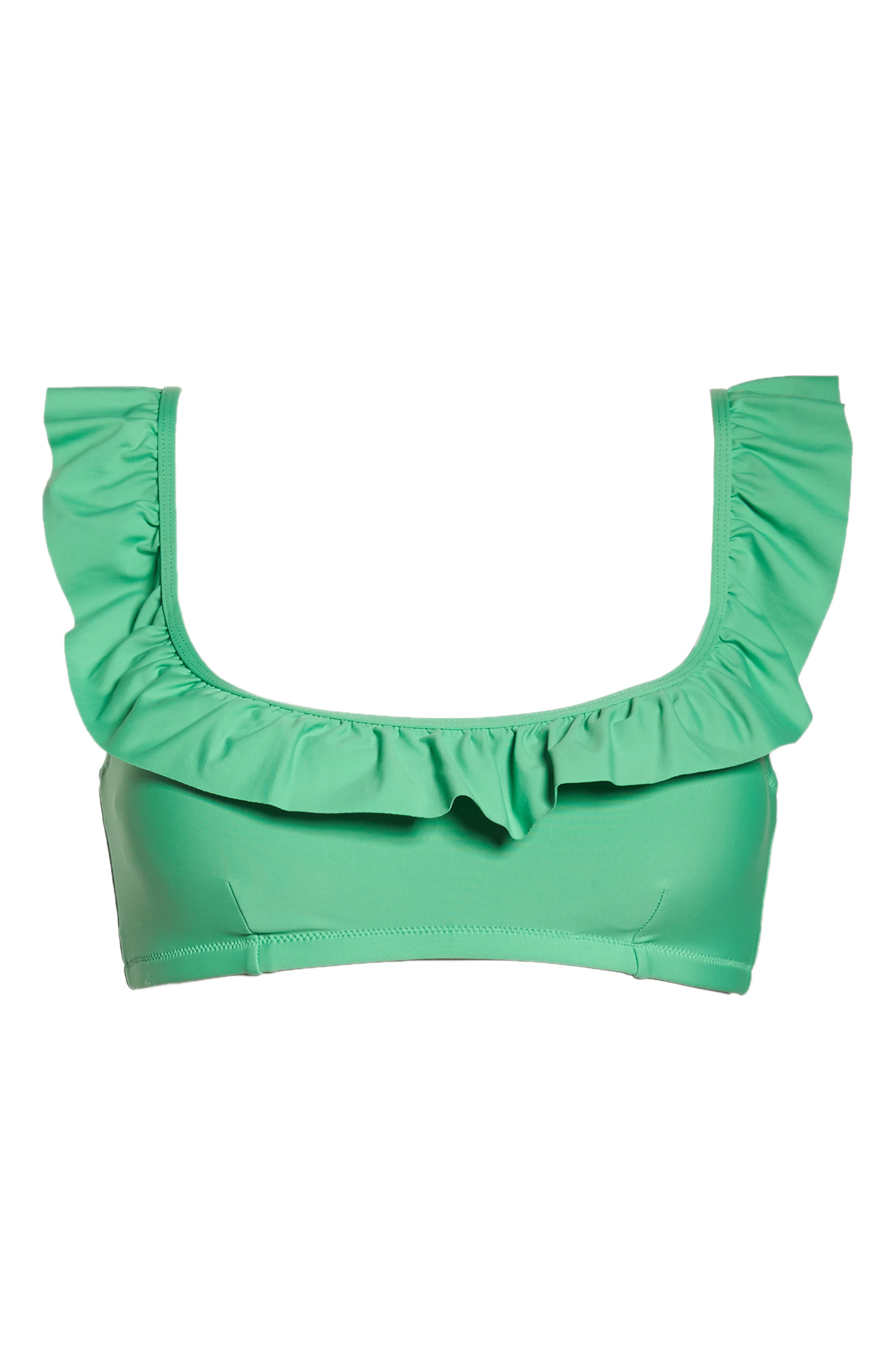Ruffle Bikini Top,                             Alternate thumbnail 19, color,