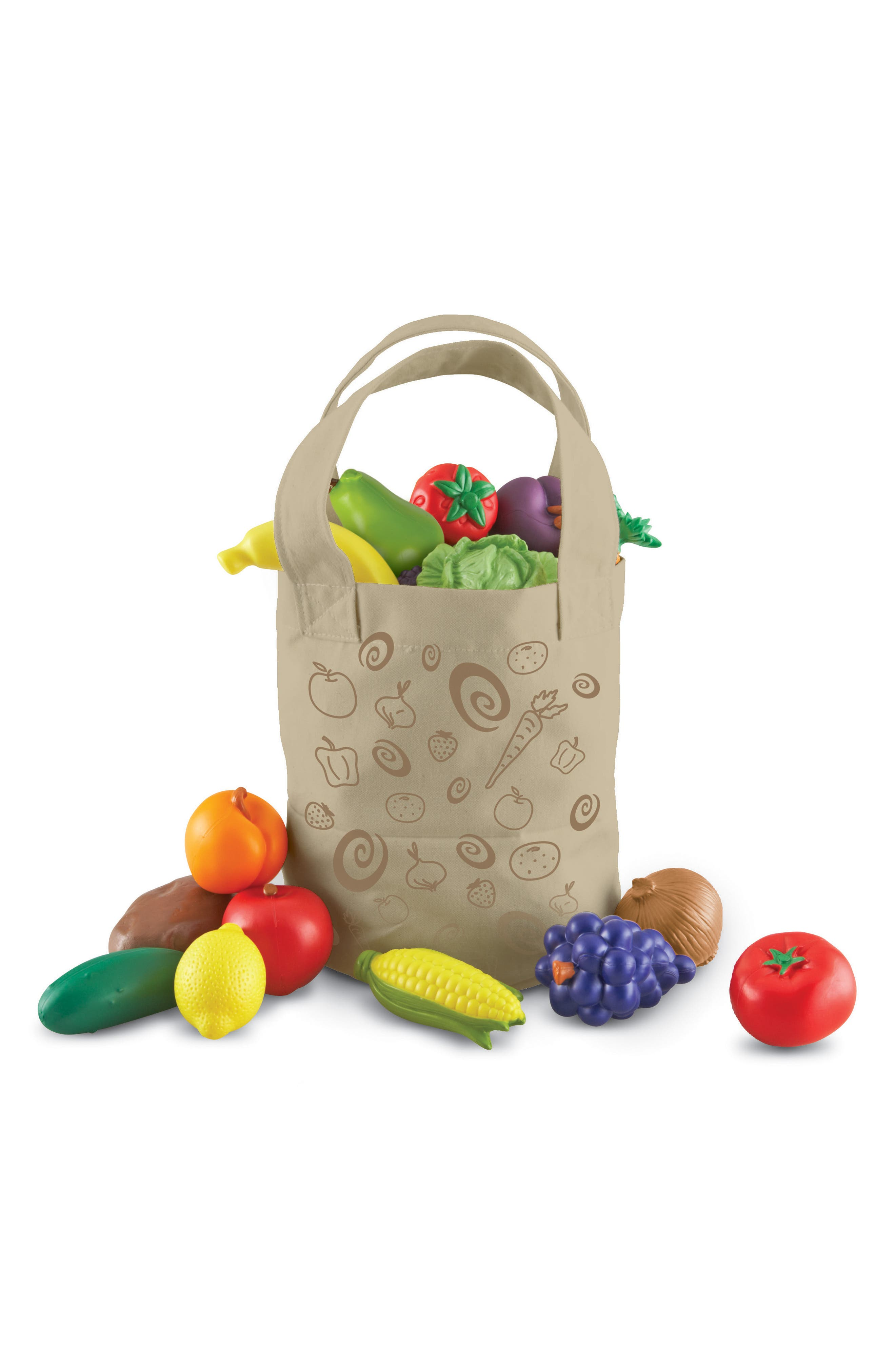 New Sprouts<sup>®</sup> Freshly Picked Fruit & Veggie Play Set,                             Main thumbnail 1, color,                             960