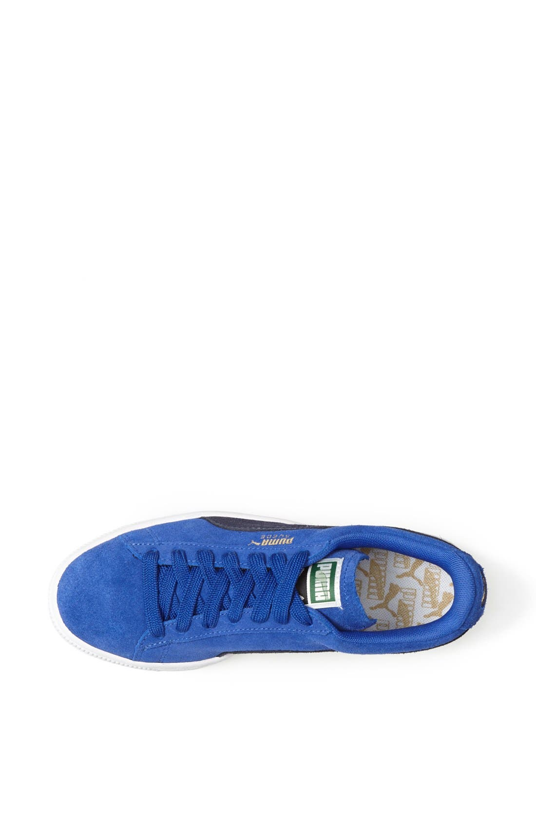 Suede Sneaker,                             Alternate thumbnail 46, color,