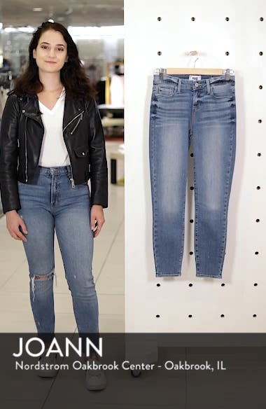 Verdugo Crop Skinny Jeans, sales video thumbnail