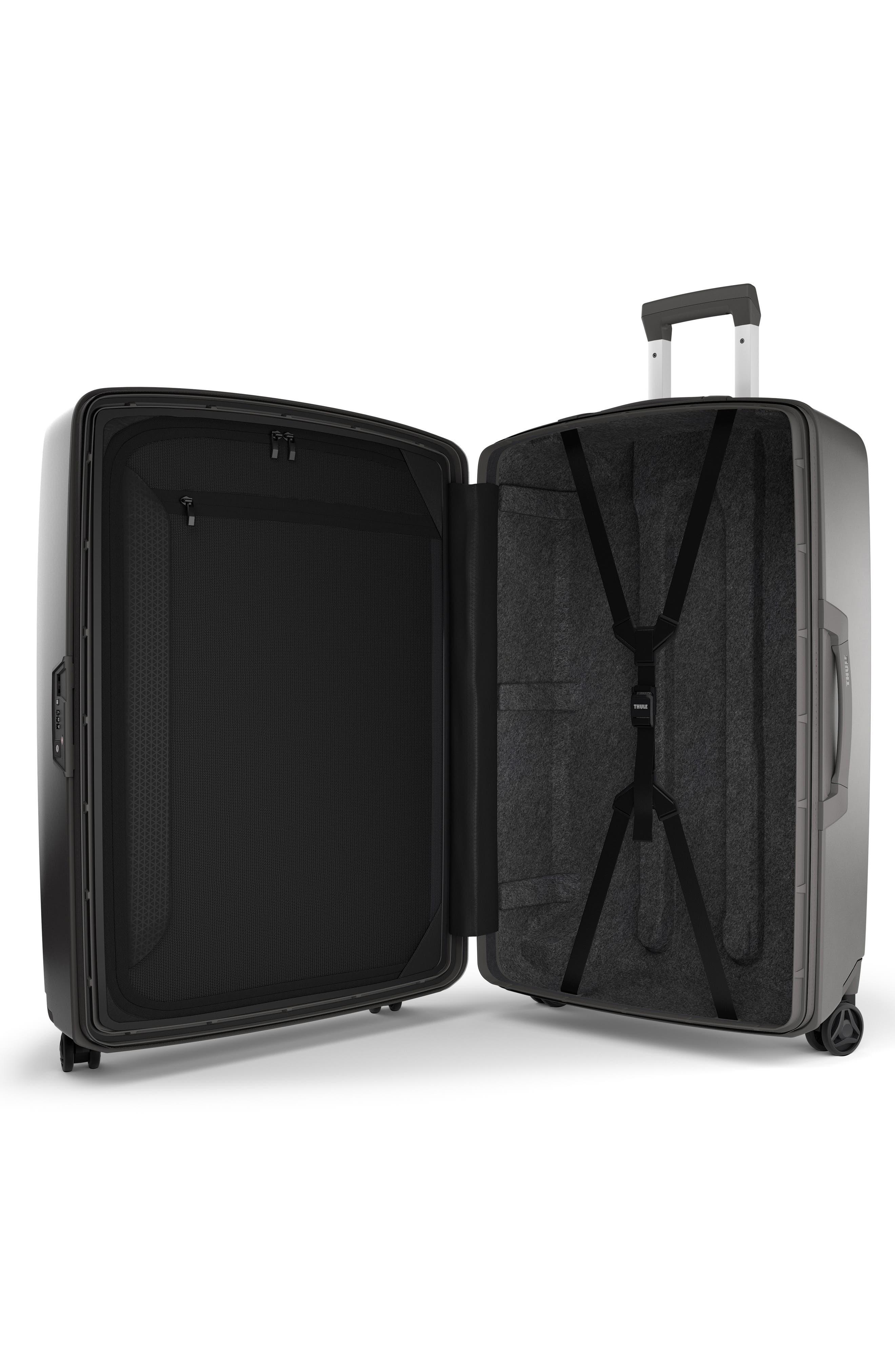 THULE,                             Revolve 30-Inch Spinner Suitcase,                             Alternate thumbnail 2, color,                             RAVEN GRAY