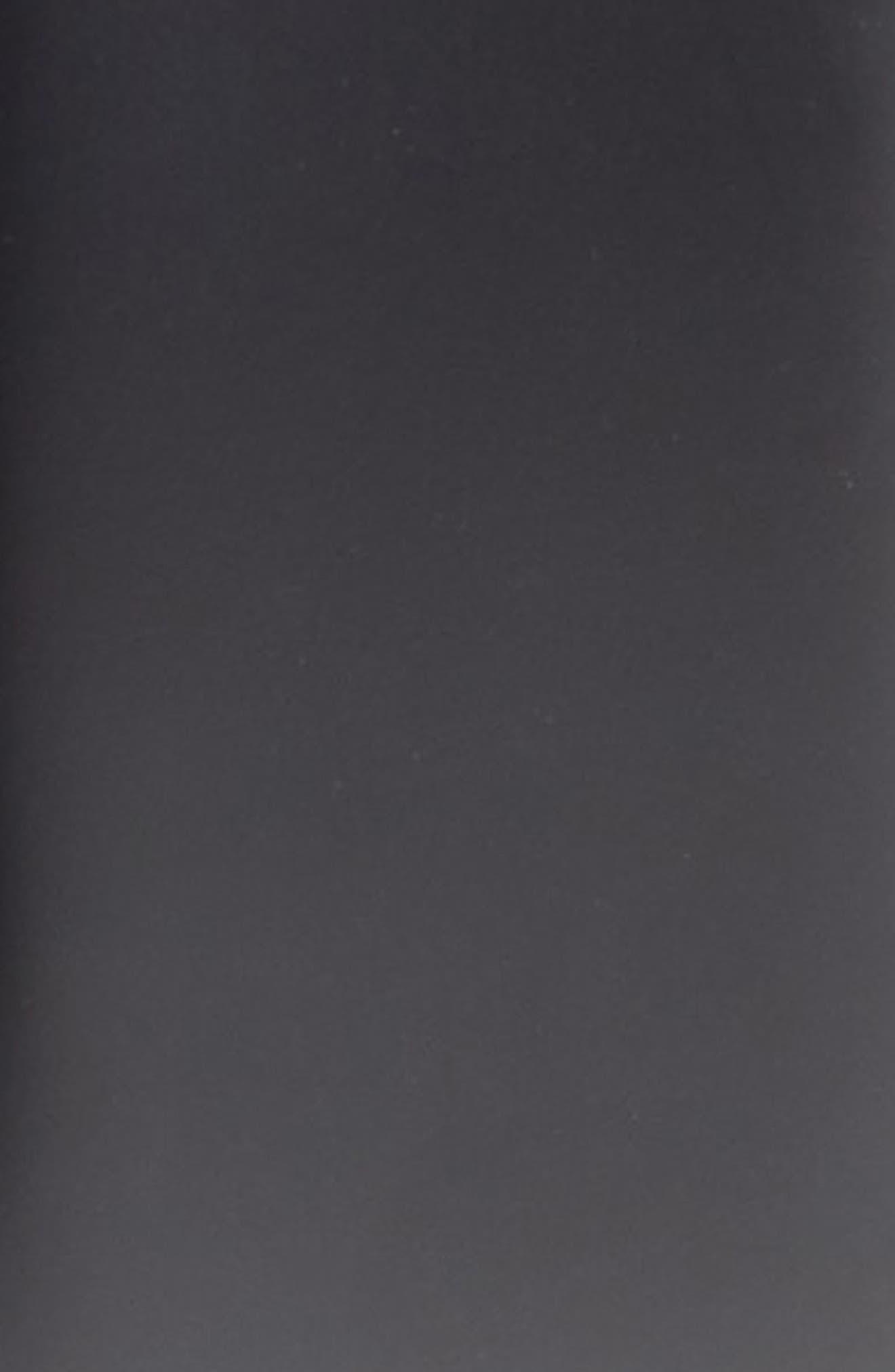 Nero Leather Dress Belt,                             Alternate thumbnail 2, color,                             001