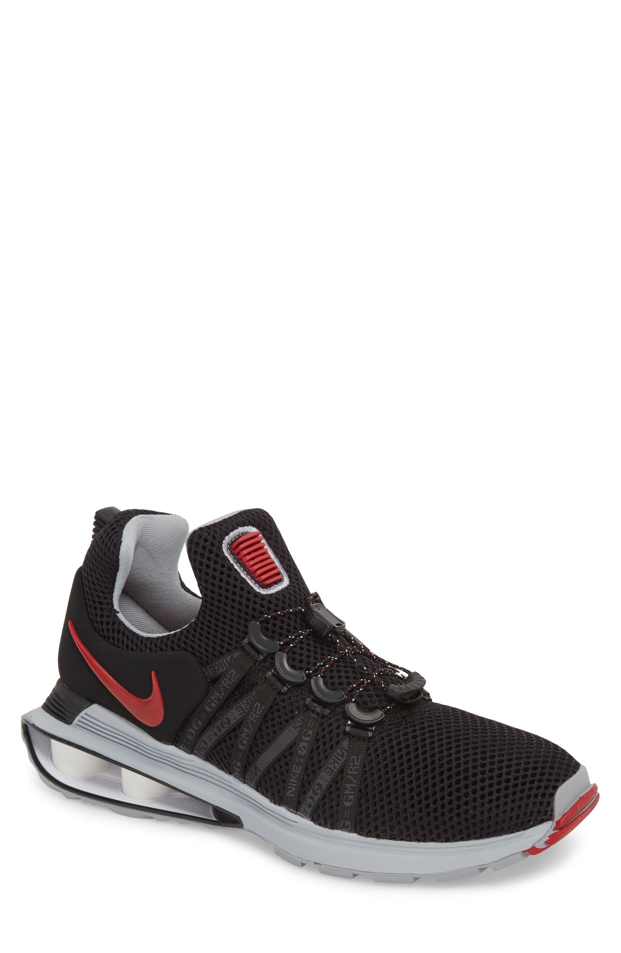 Shox Gravity Sneaker,                             Main thumbnail 1, color,                             016