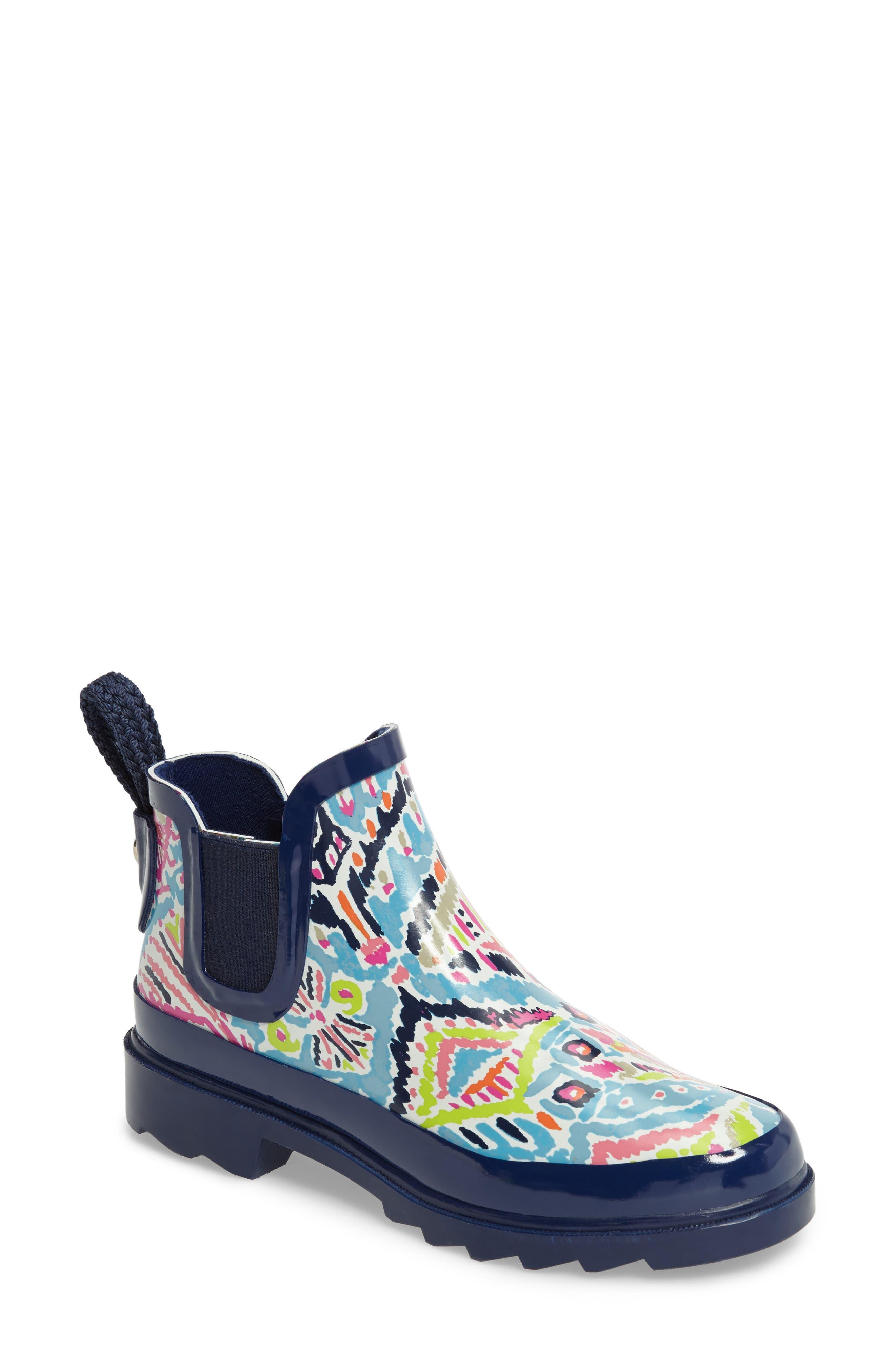'Rhyme' Waterproof Rain Boot,                             Main thumbnail 17, color,