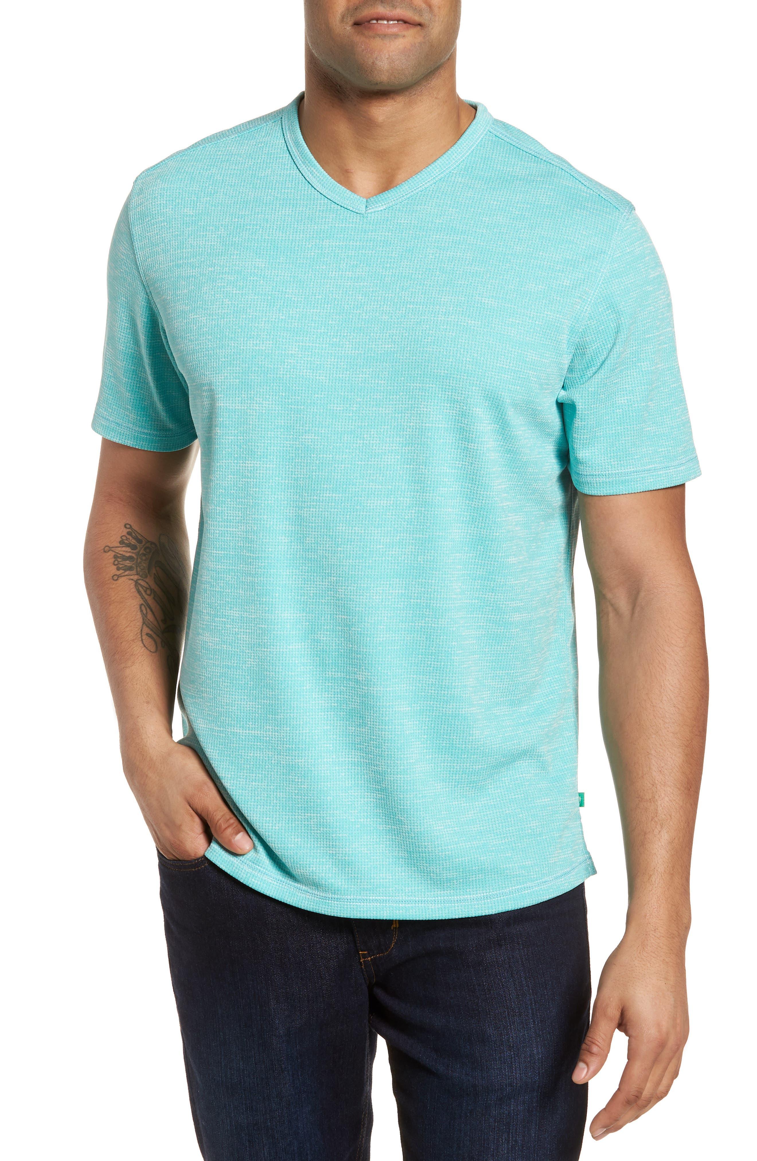 Sand Key V-Neck T-Shirt,                             Main thumbnail 3, color,