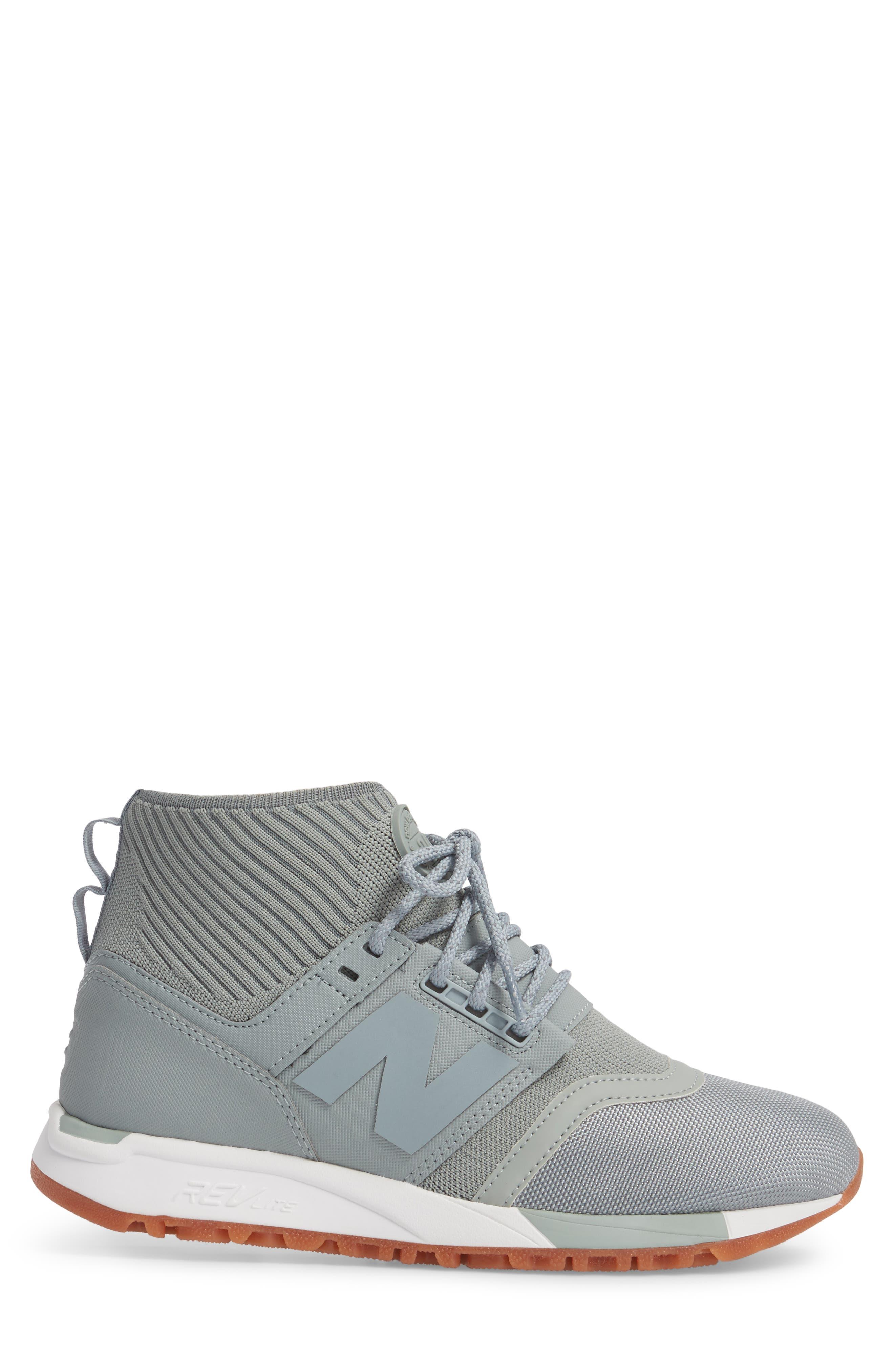 247 Mid Sneaker,                             Alternate thumbnail 10, color,