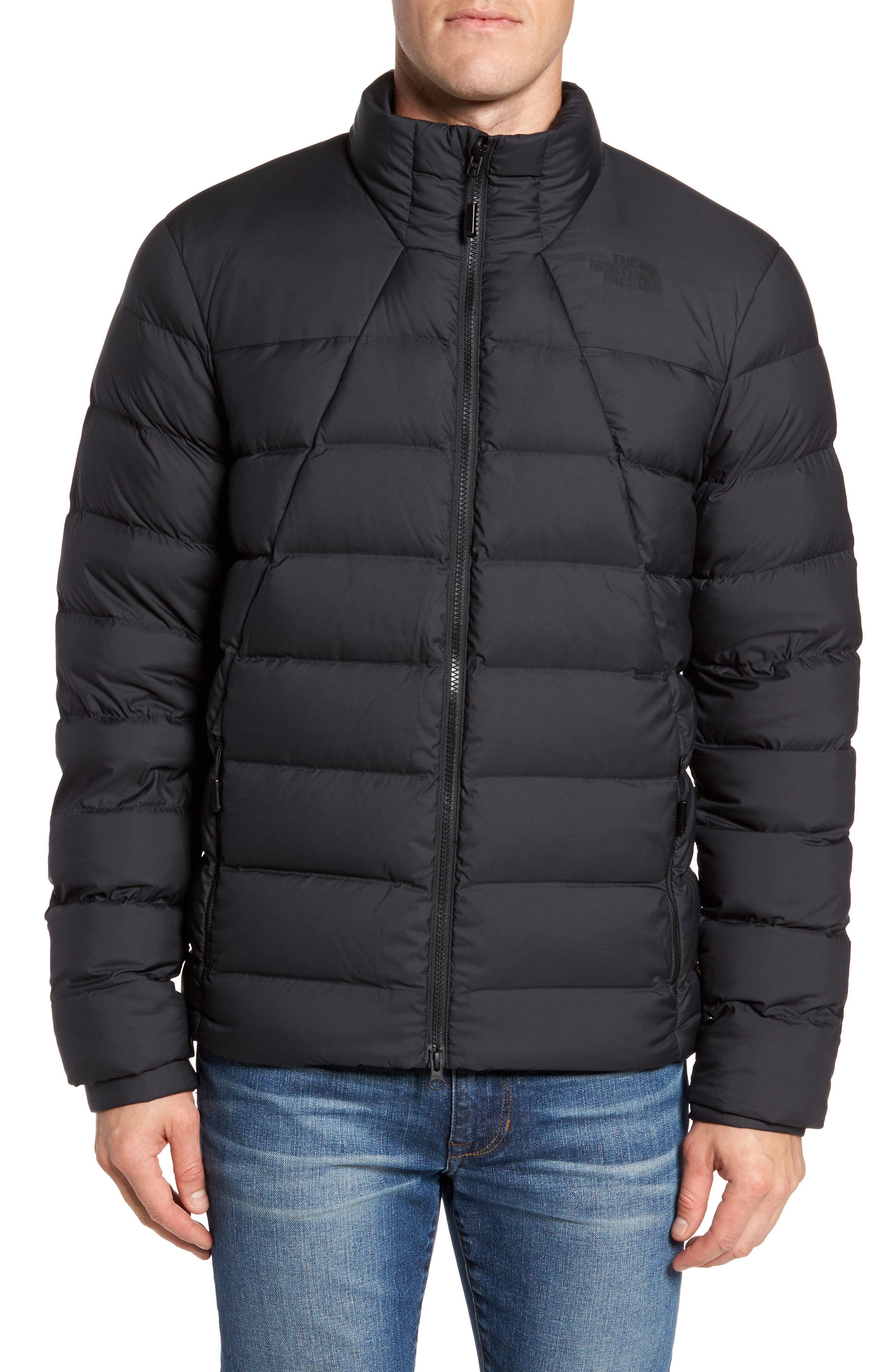 Cryos Gore-Tex<sup>®</sup> Tri-Climate 3-in-1 Jacket,                             Alternate thumbnail 4, color,                             TNF BLACK