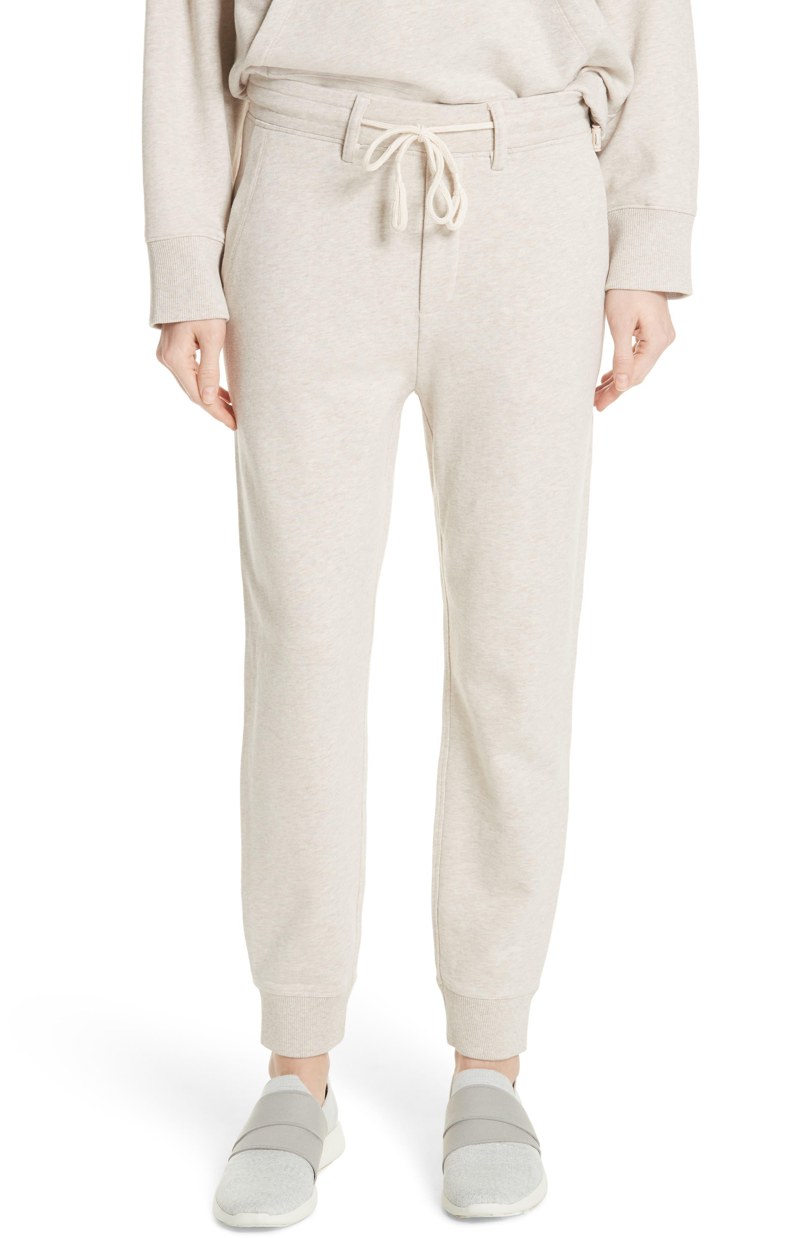 Cotton Drawstring Sweatpants,                         Main,                         color,