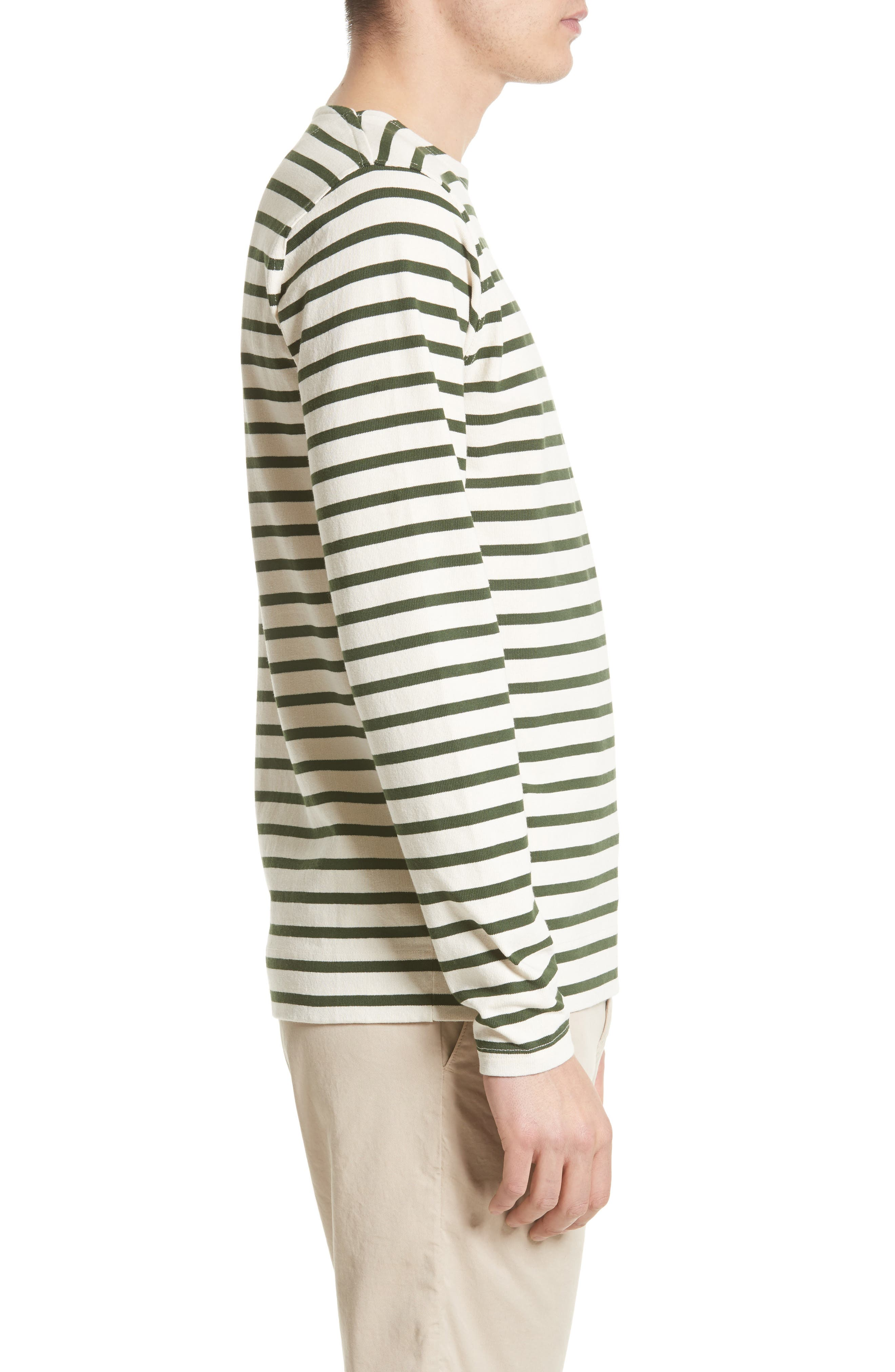 Stripe T-Shirt,                             Alternate thumbnail 8, color,