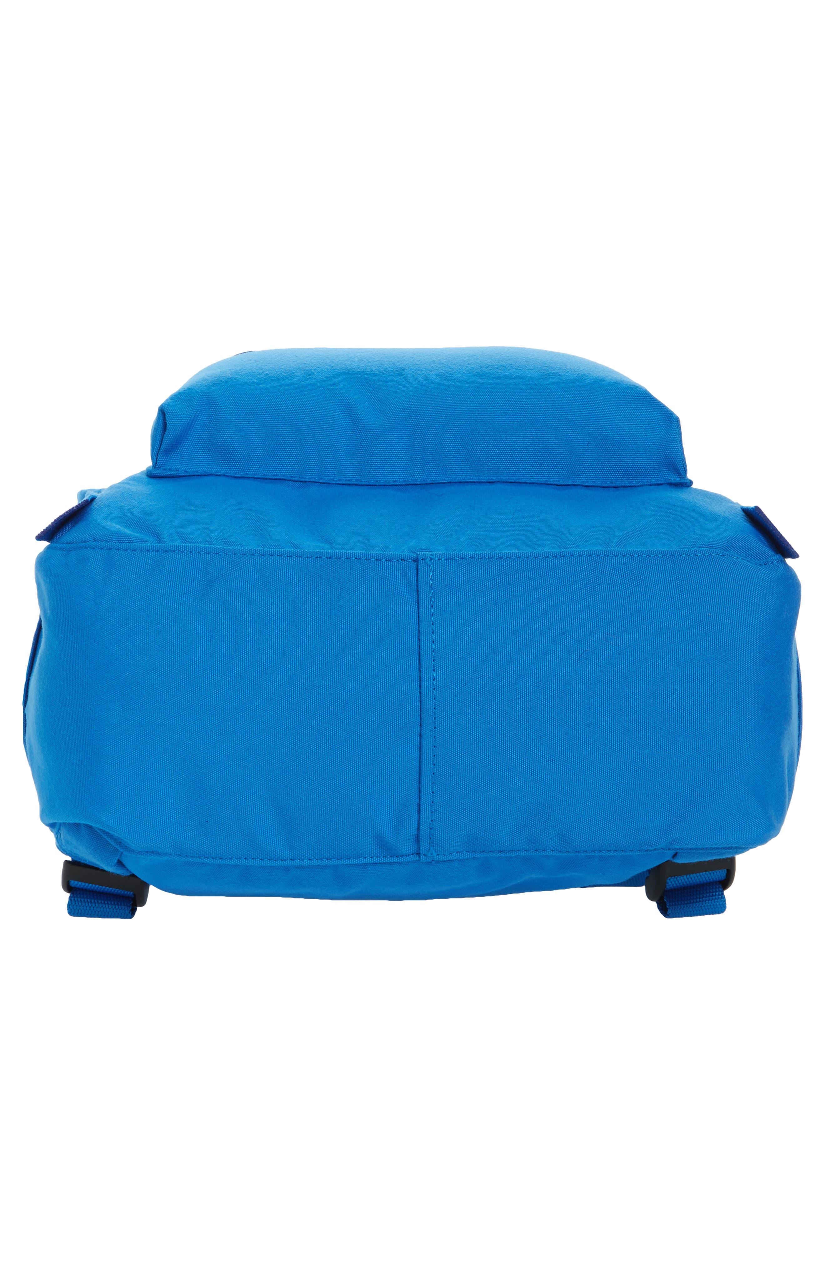 Re-Kånken Water Resistant Backpack,                             Alternate thumbnail 6, color,                             UN BLUE