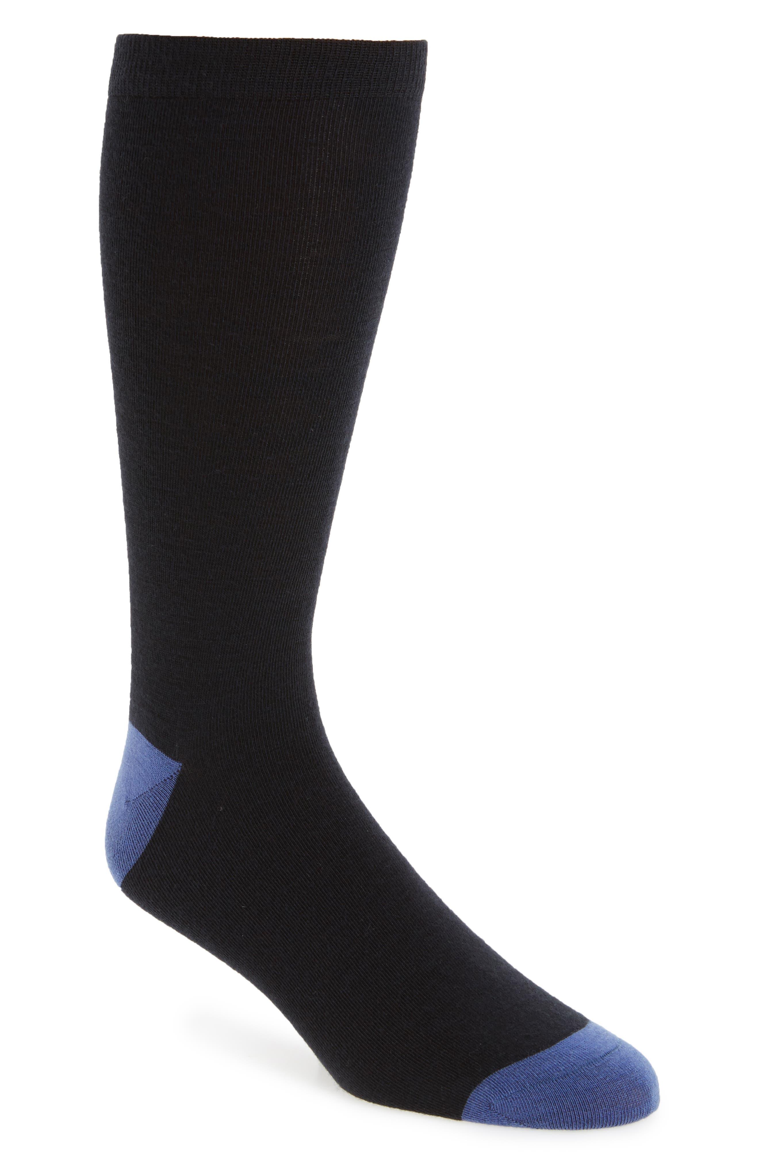 Colorblock Socks,                         Main,                         color, 001