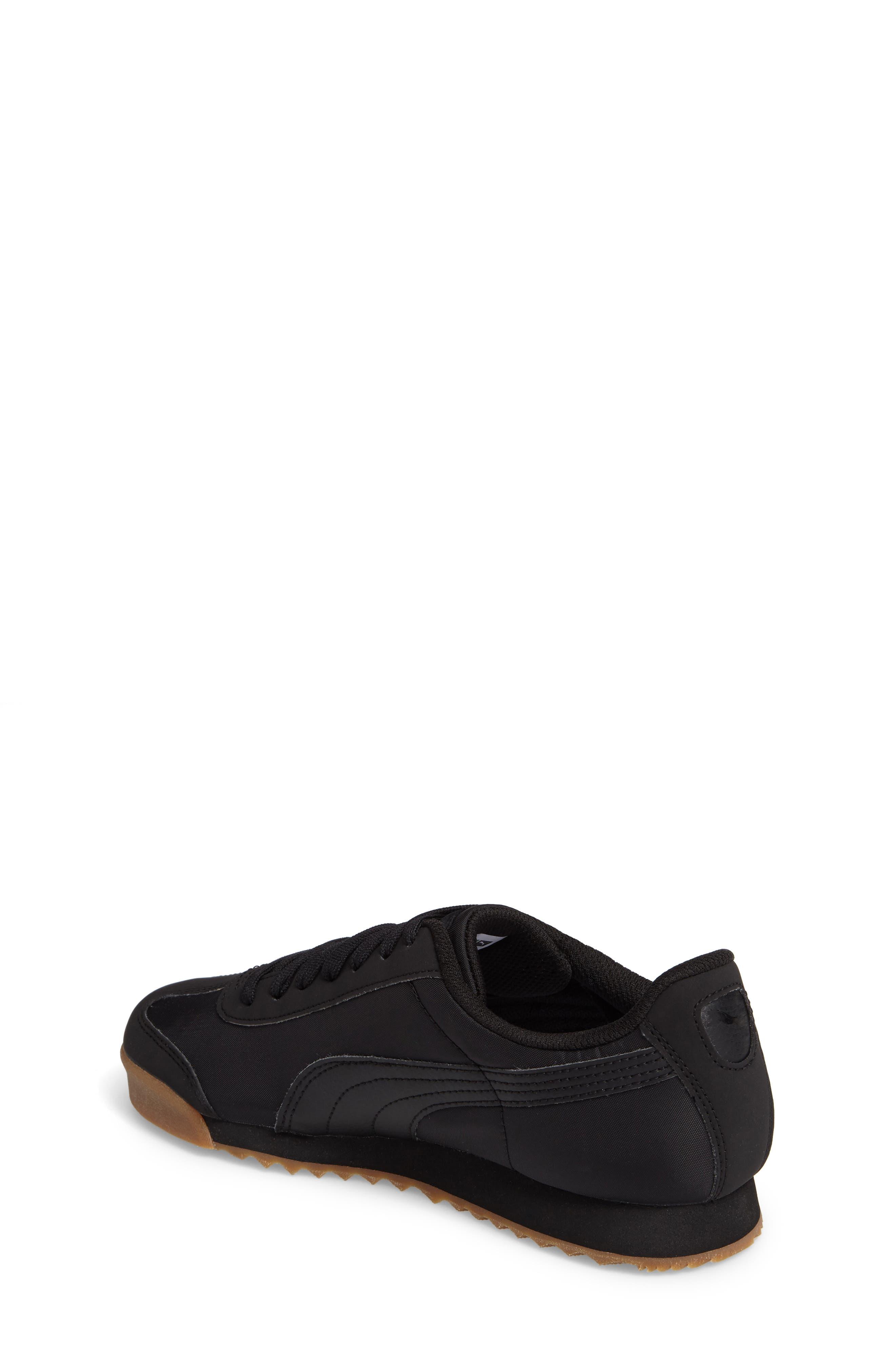 PUMA,                             Roma Basic Summer Sneaker,                             Alternate thumbnail 2, color,                             001