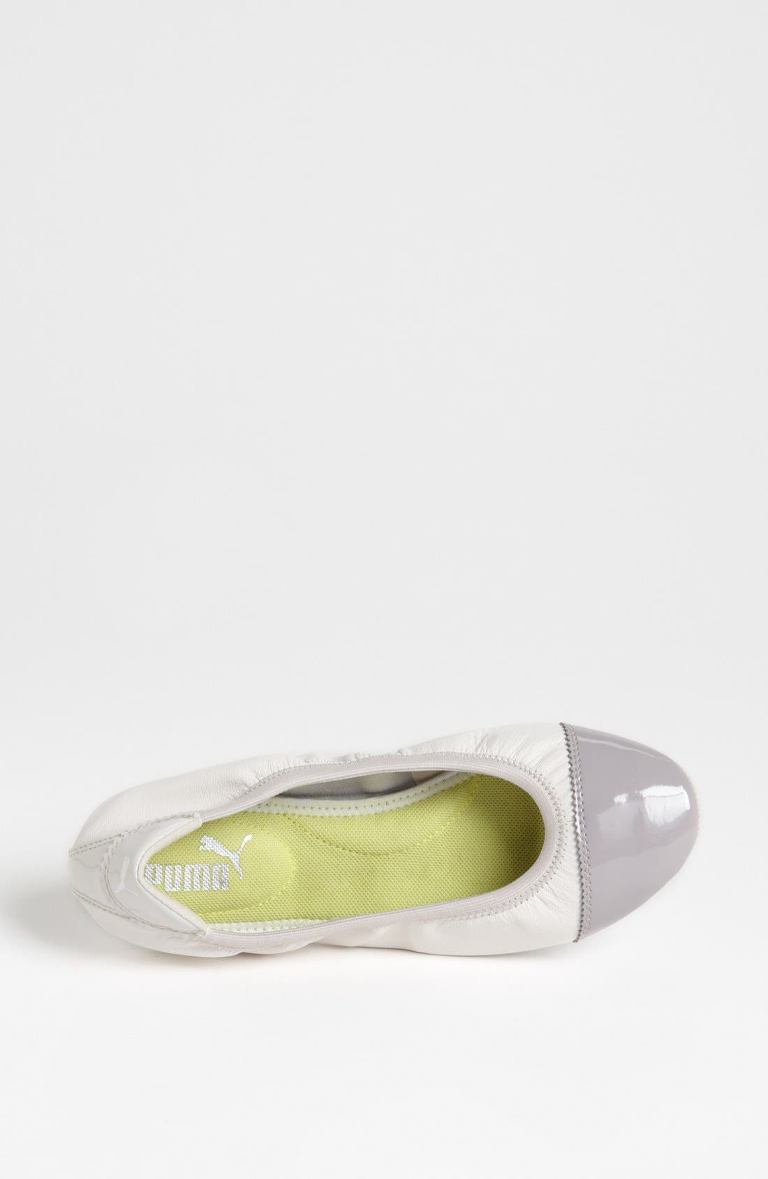 'Kitara' Cap Toe Ballet Flat,                             Alternate thumbnail 7, color,
