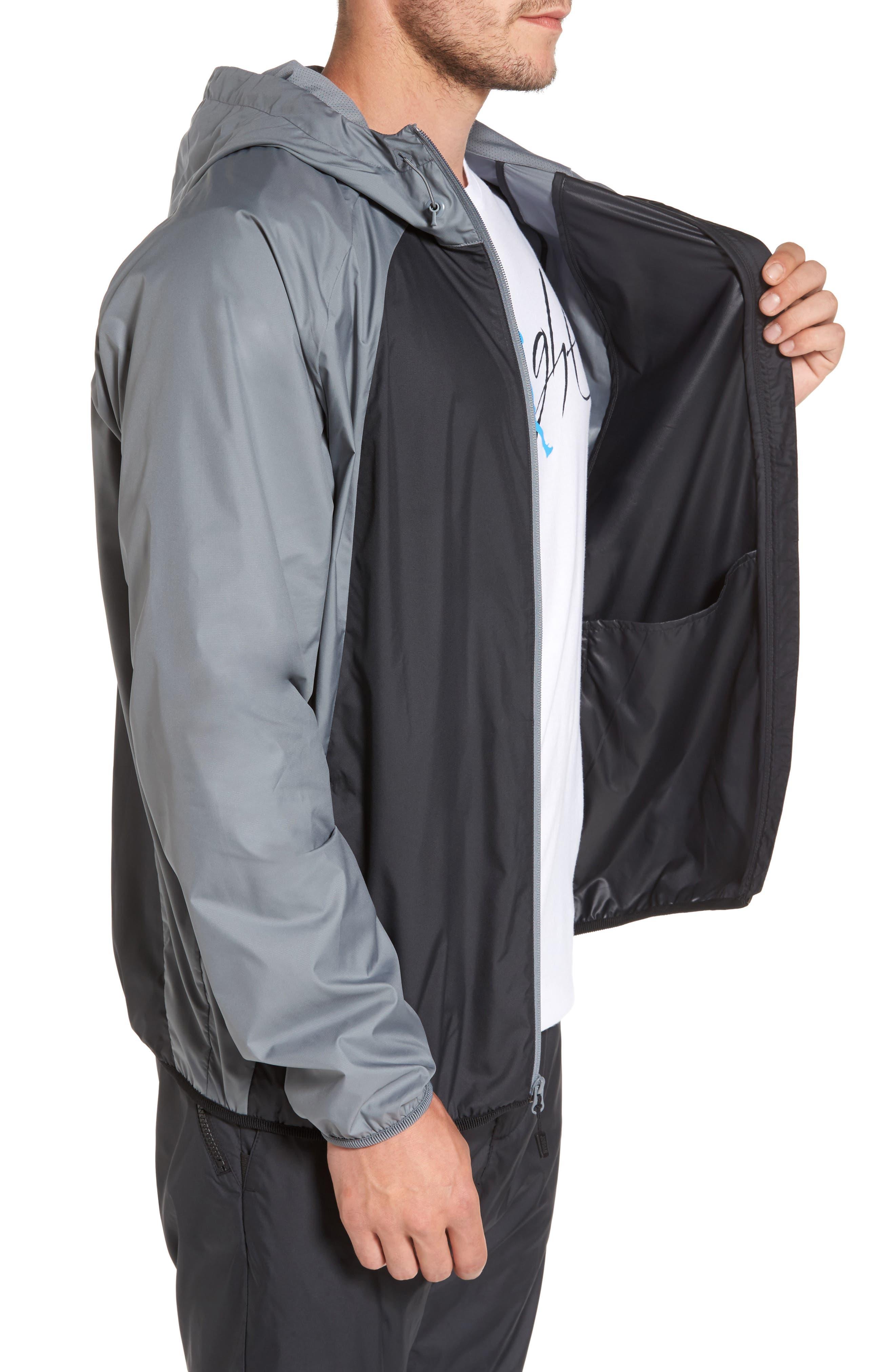 Sportswear Wings Windbreaker Jacket,                             Alternate thumbnail 8, color,