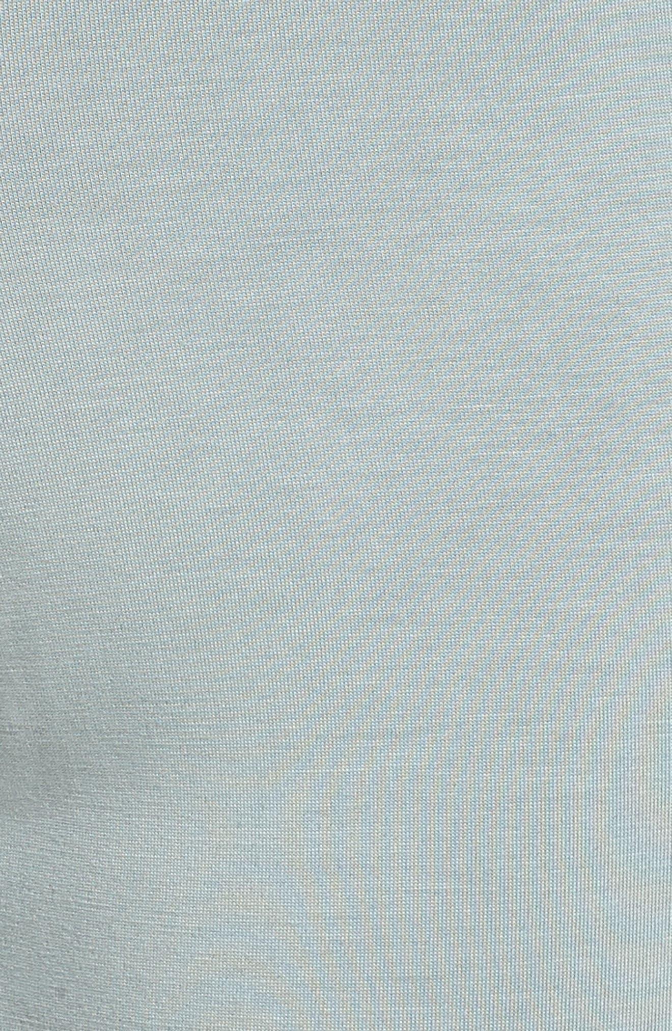 Aden Ruffle Hem Lounge Pants,                             Alternate thumbnail 5, color,                             MINERAL SAGE