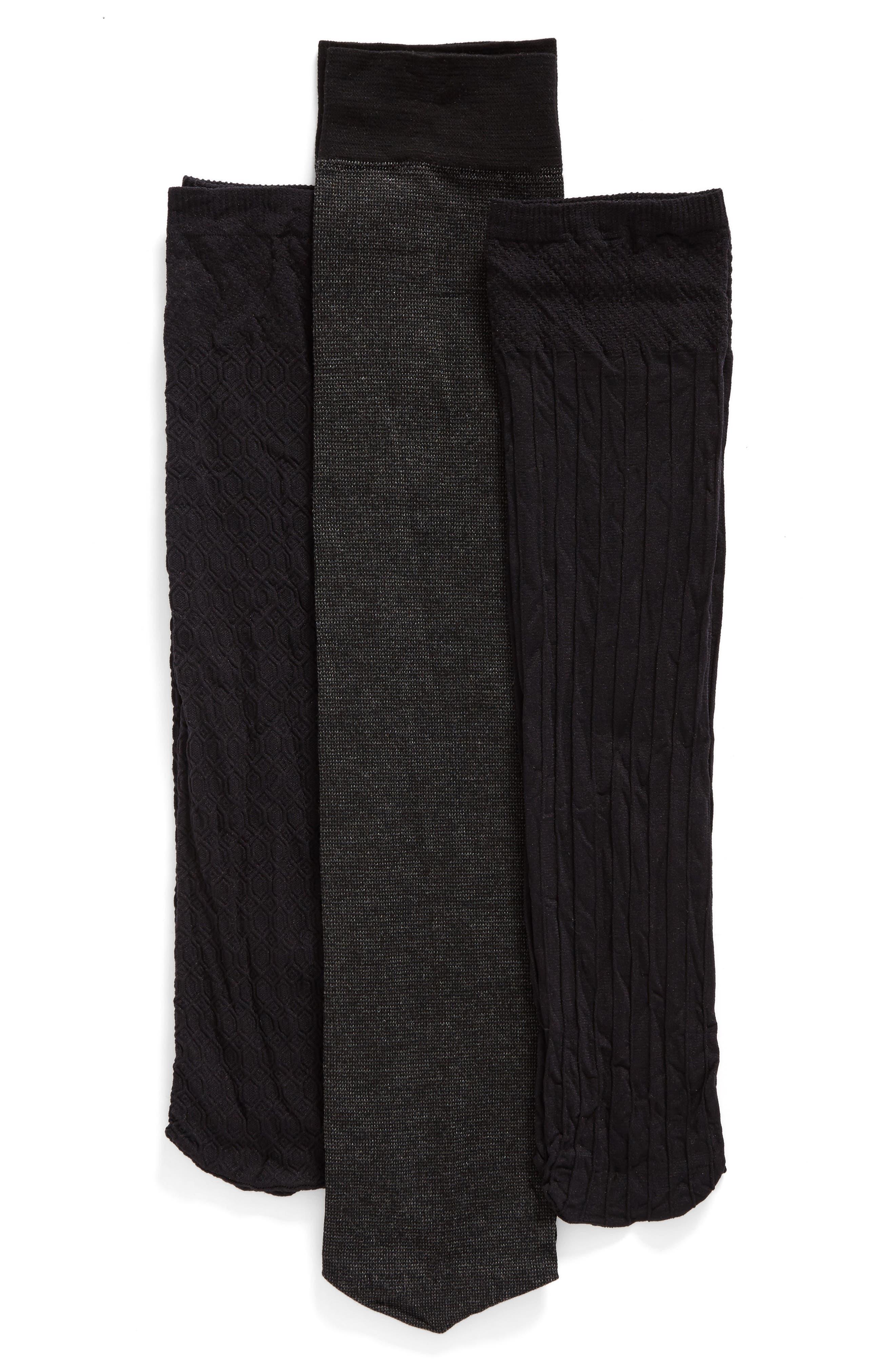 Pattern Trouser Socks,                             Main thumbnail 8, color,