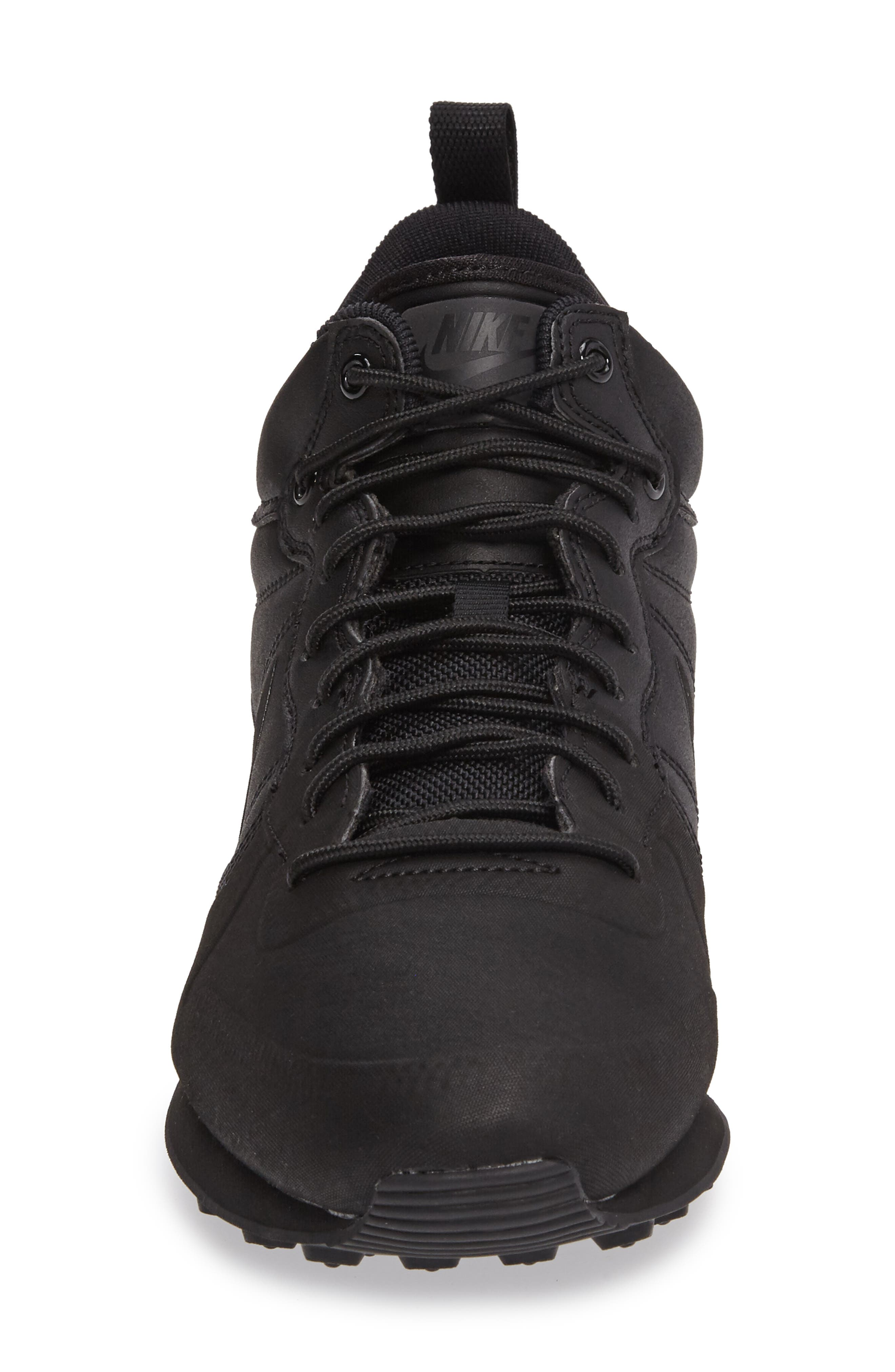 Internationalist Utility Sneaker,                             Alternate thumbnail 3, color,                             001