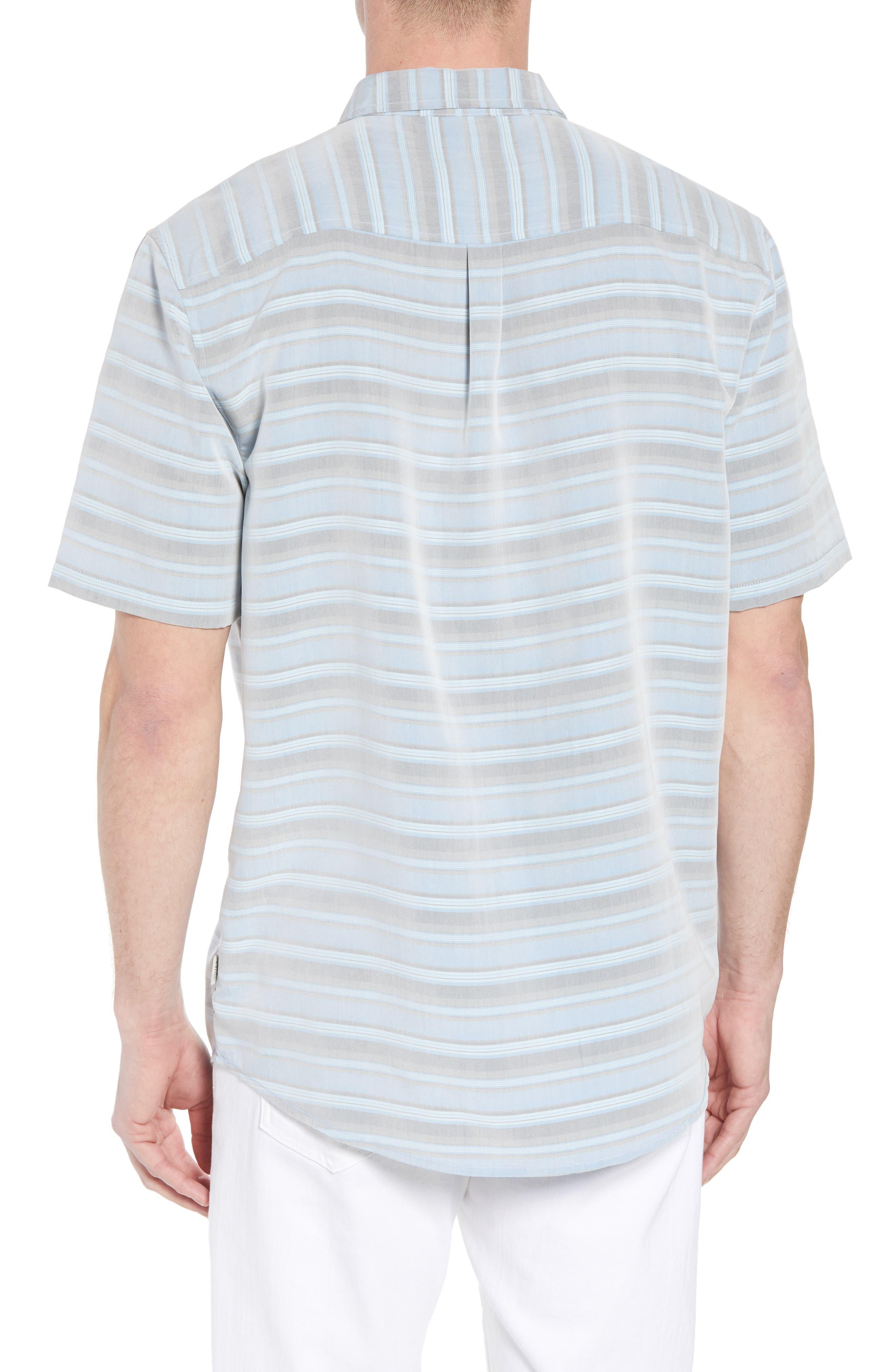 Tubes Regular Fit Short Sleeve Sport Shirt,                             Alternate thumbnail 2, color,                             COBALT