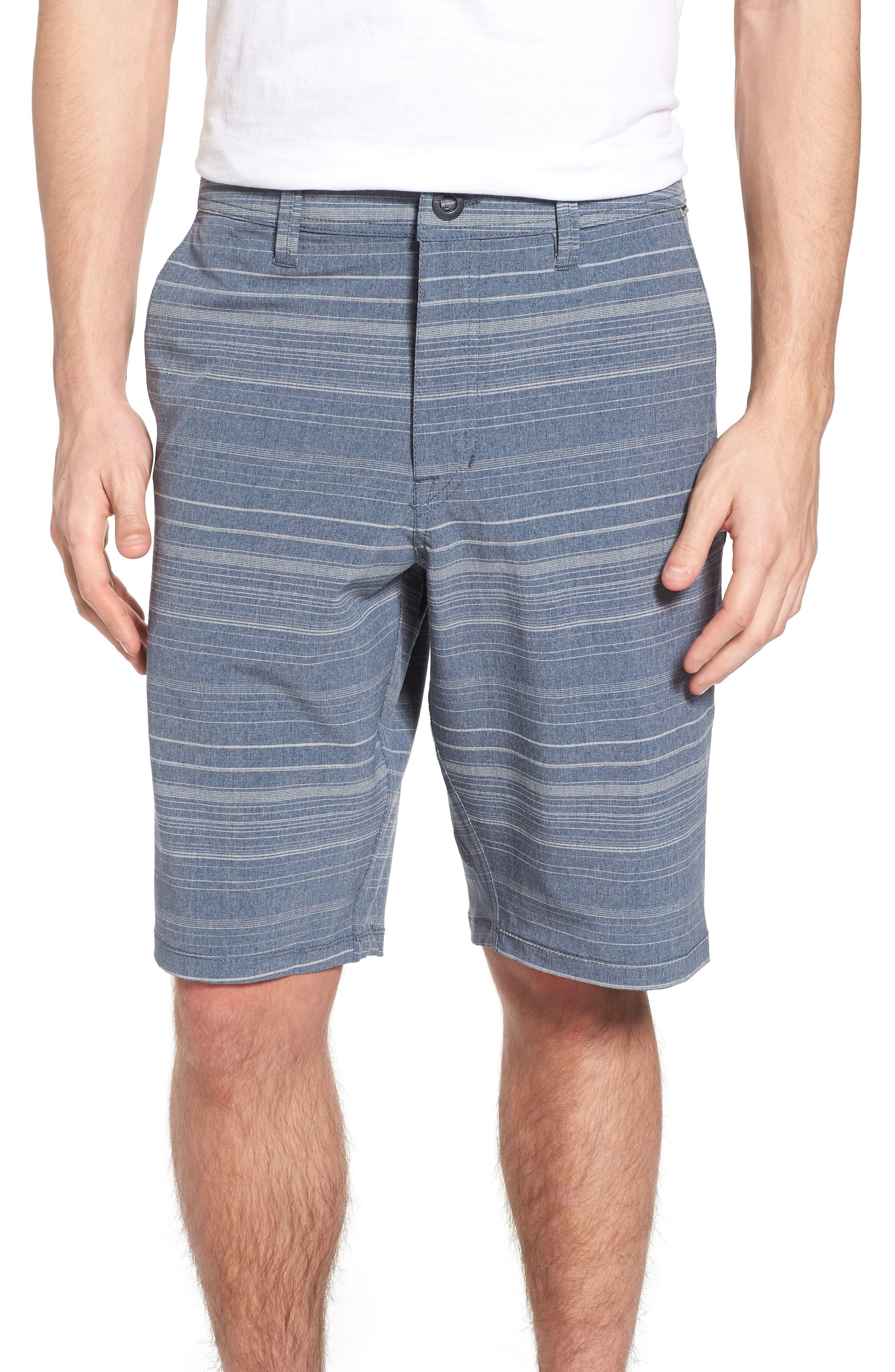 Surf N' Turf Mix Hybrid Shorts,                             Main thumbnail 5, color,
