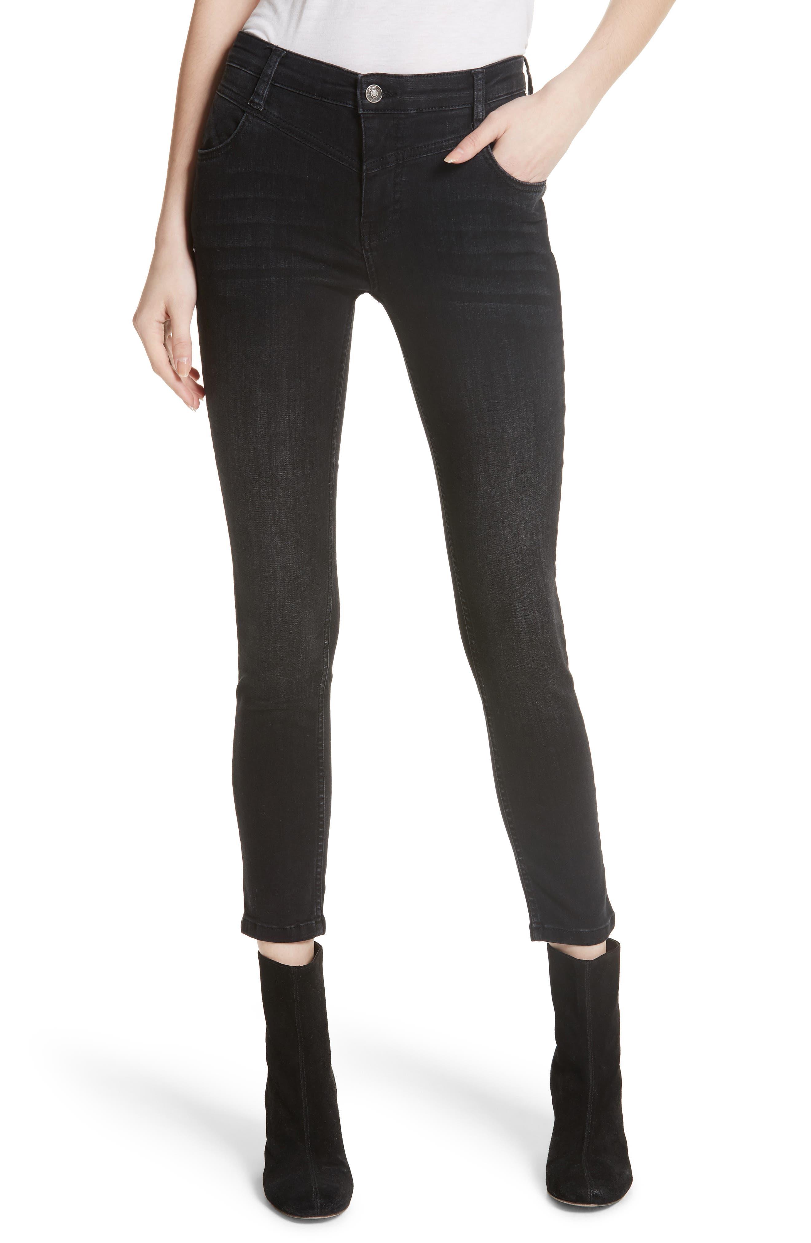 Mara Skinny Jeans,                             Main thumbnail 1, color,