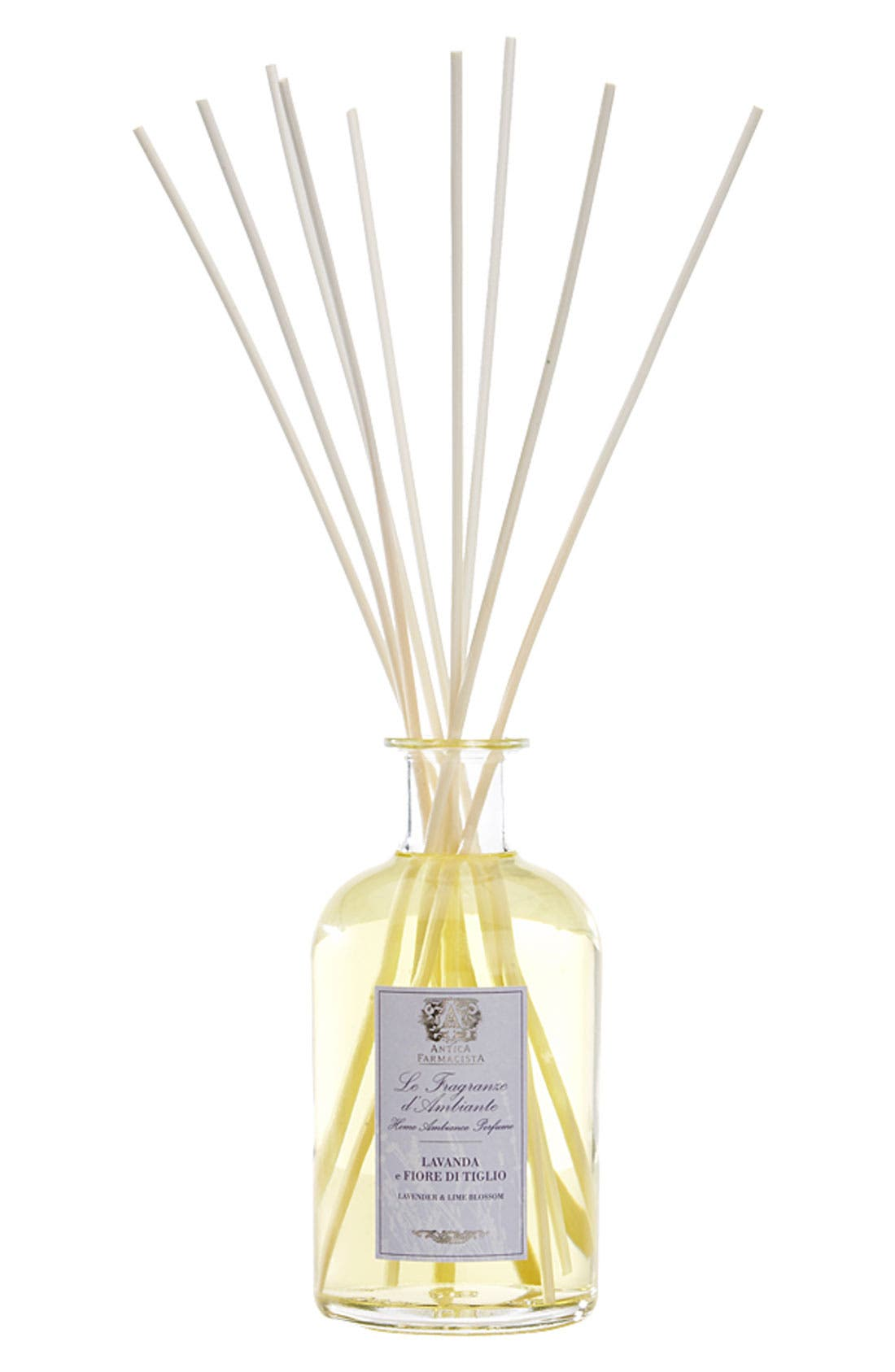 Lavender & Lime Blossom Home Ambiance Perfume,                         Main,                         color, NO COLOR