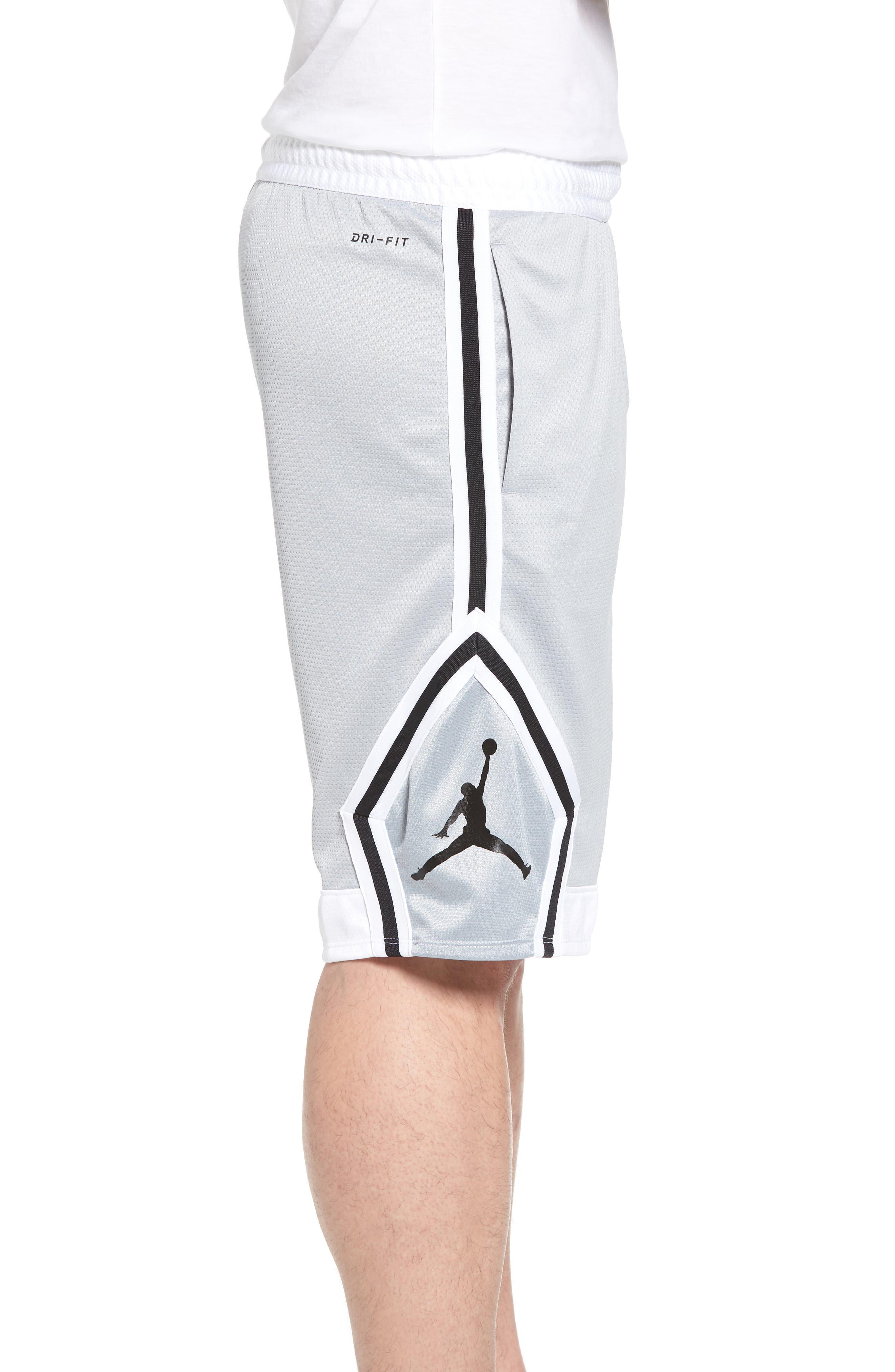 Sportswear Rise Diamond Shorts,                             Alternate thumbnail 15, color,