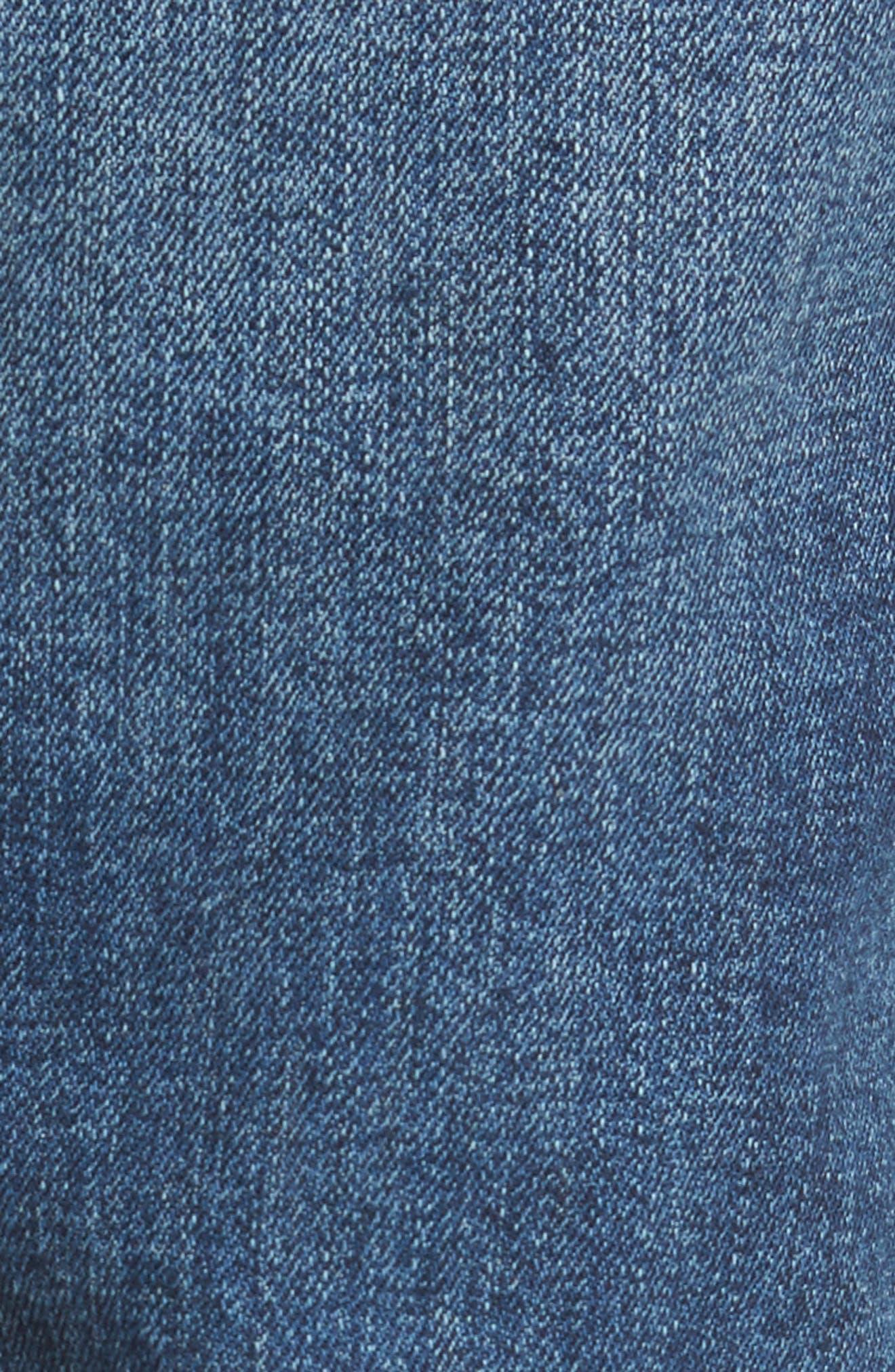 Skinny Fit Jeans,                             Alternate thumbnail 5, color,