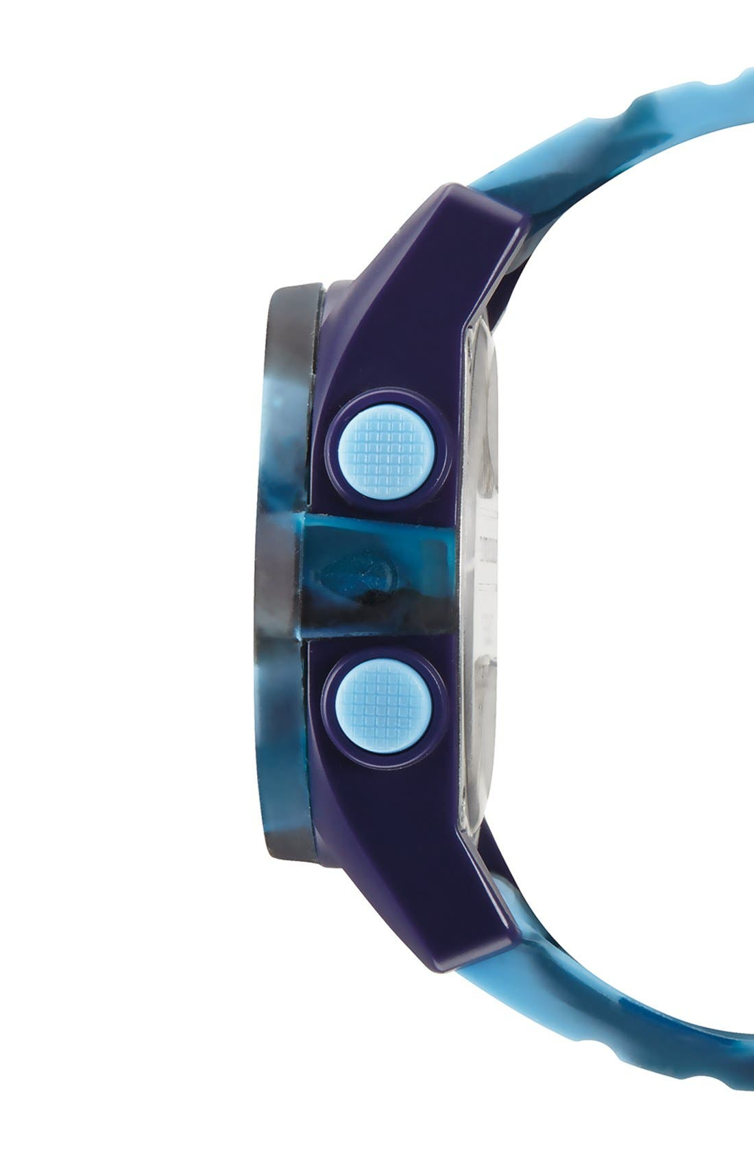 'The Unit' Round Digital Watch, 44mm,                             Alternate thumbnail 38, color,