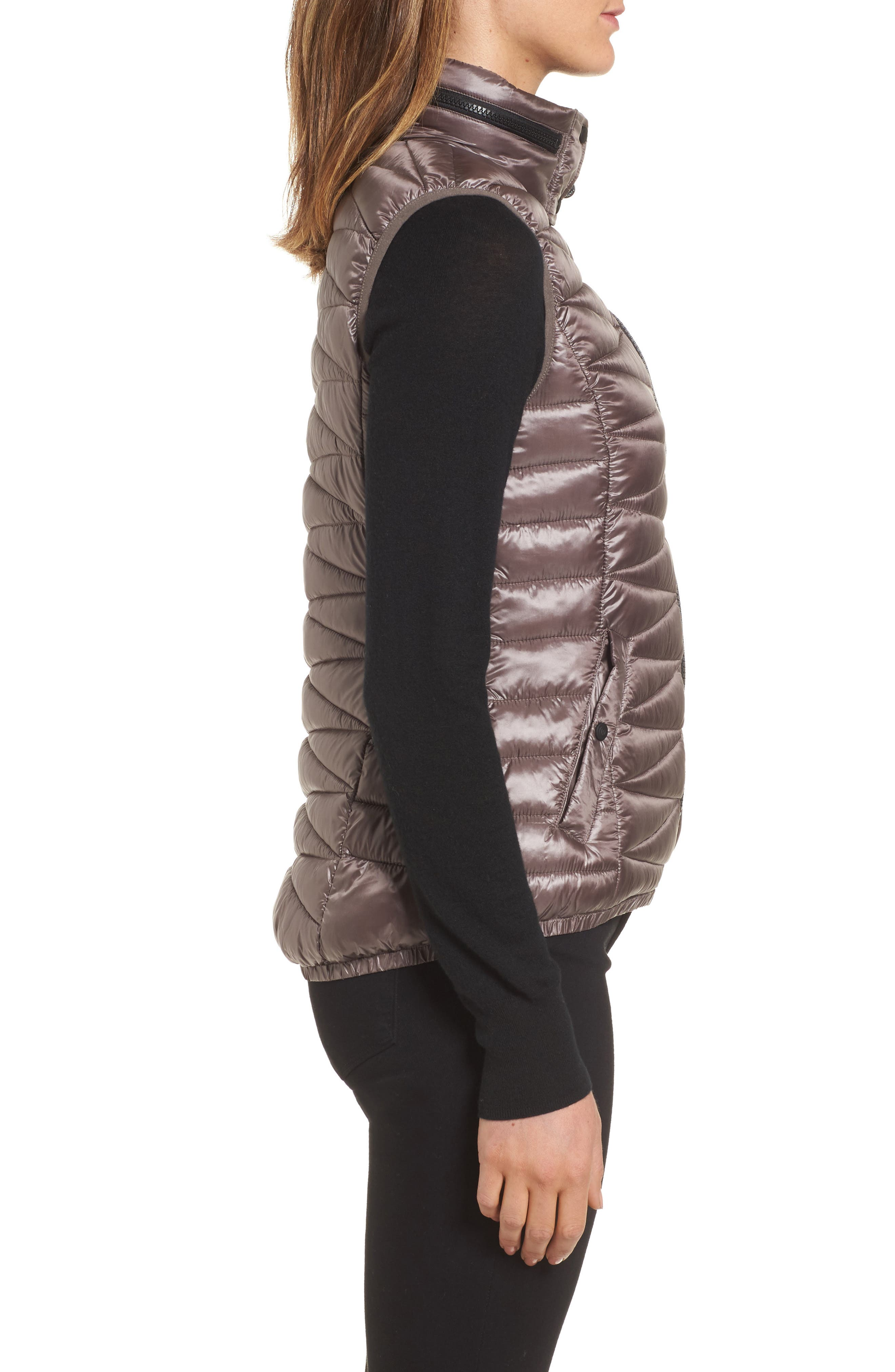Packable Vest,                             Alternate thumbnail 8, color,