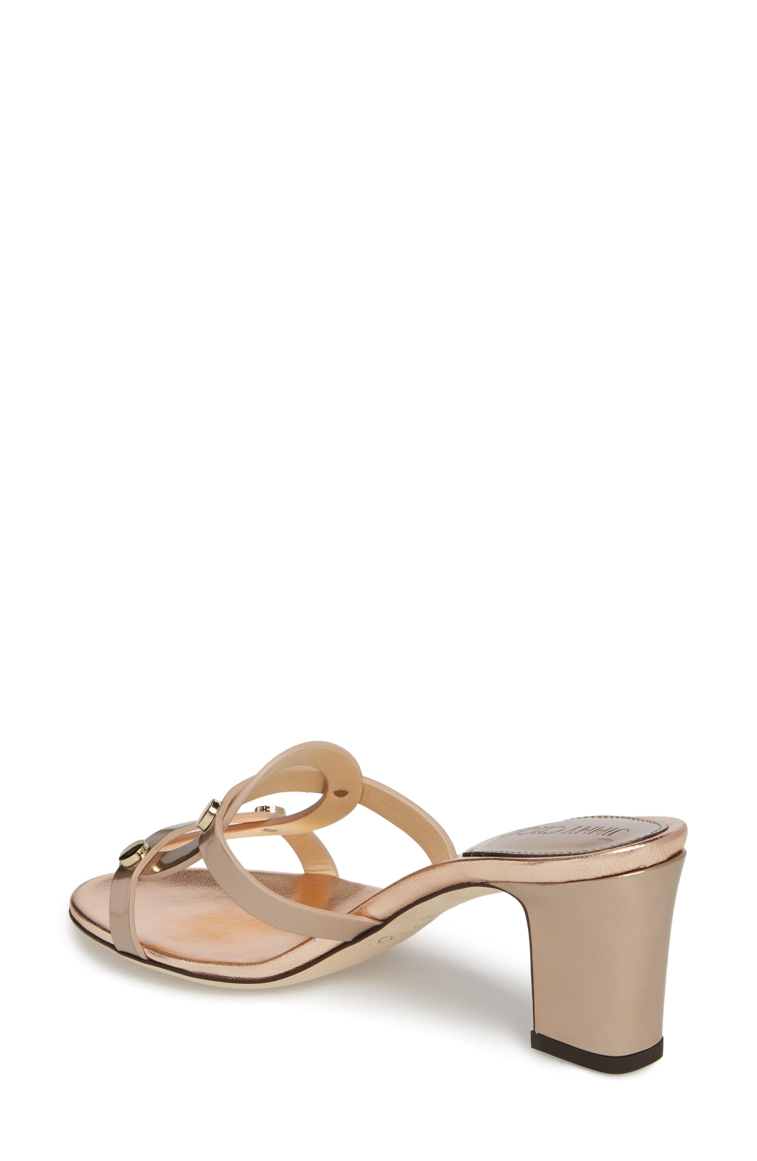 Damaris Strappy Slide Sandal,                             Alternate thumbnail 2, color,                             680