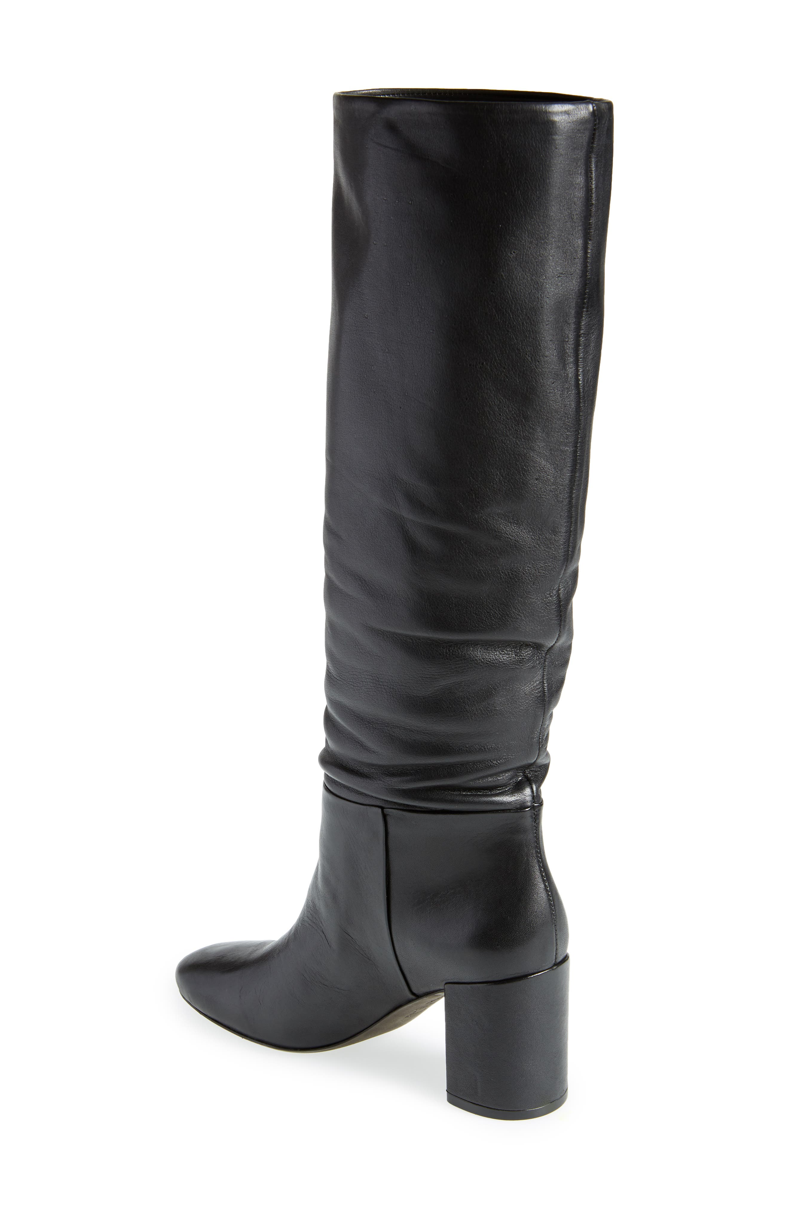 Brooke Slouchy Boot,                             Alternate thumbnail 6, color,
