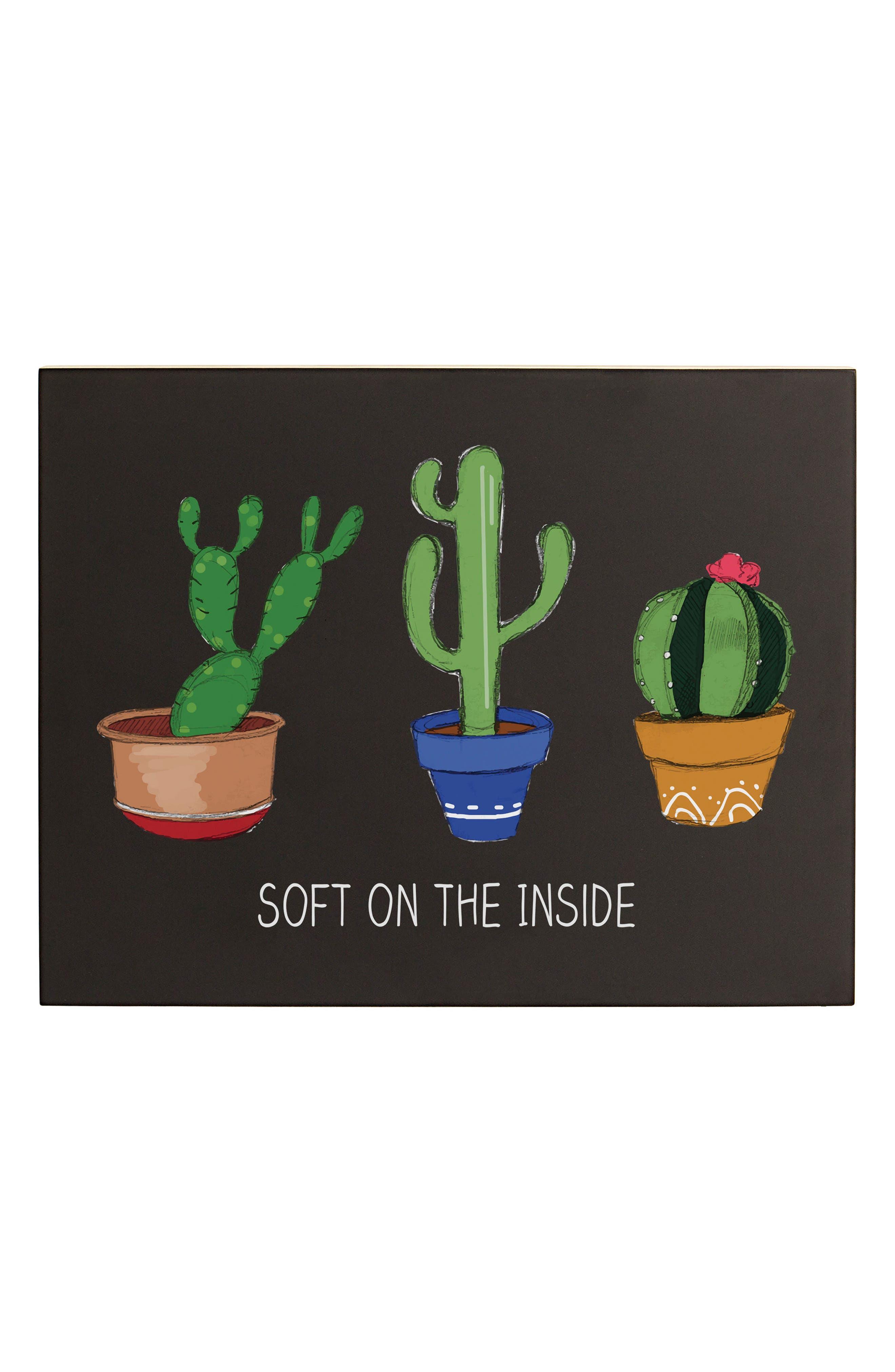 Cactus Chalkboard,                             Main thumbnail 1, color,                             001