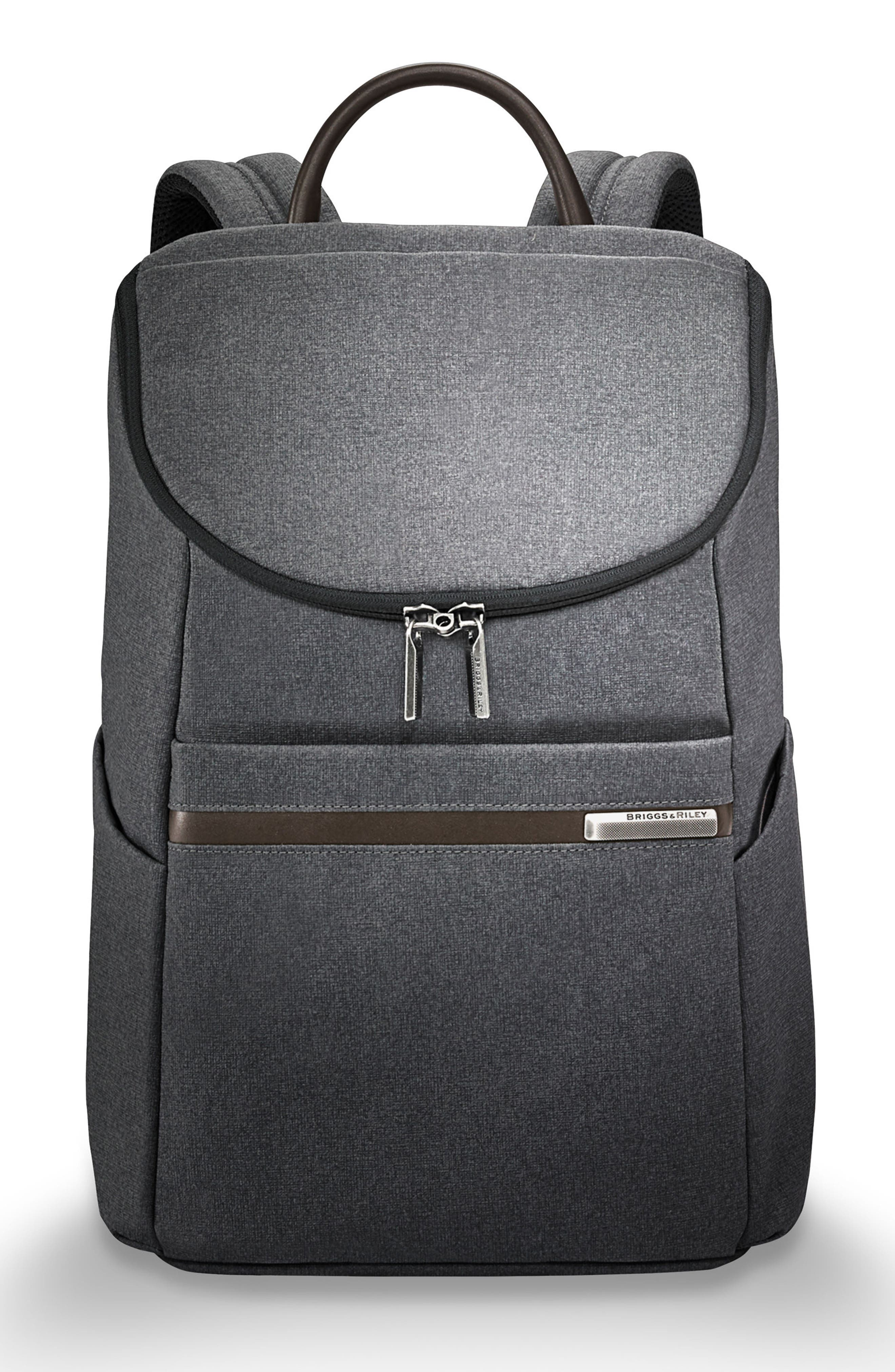 BRIGGS & RILEY Kinzie Street Backpack, Main, color, 025