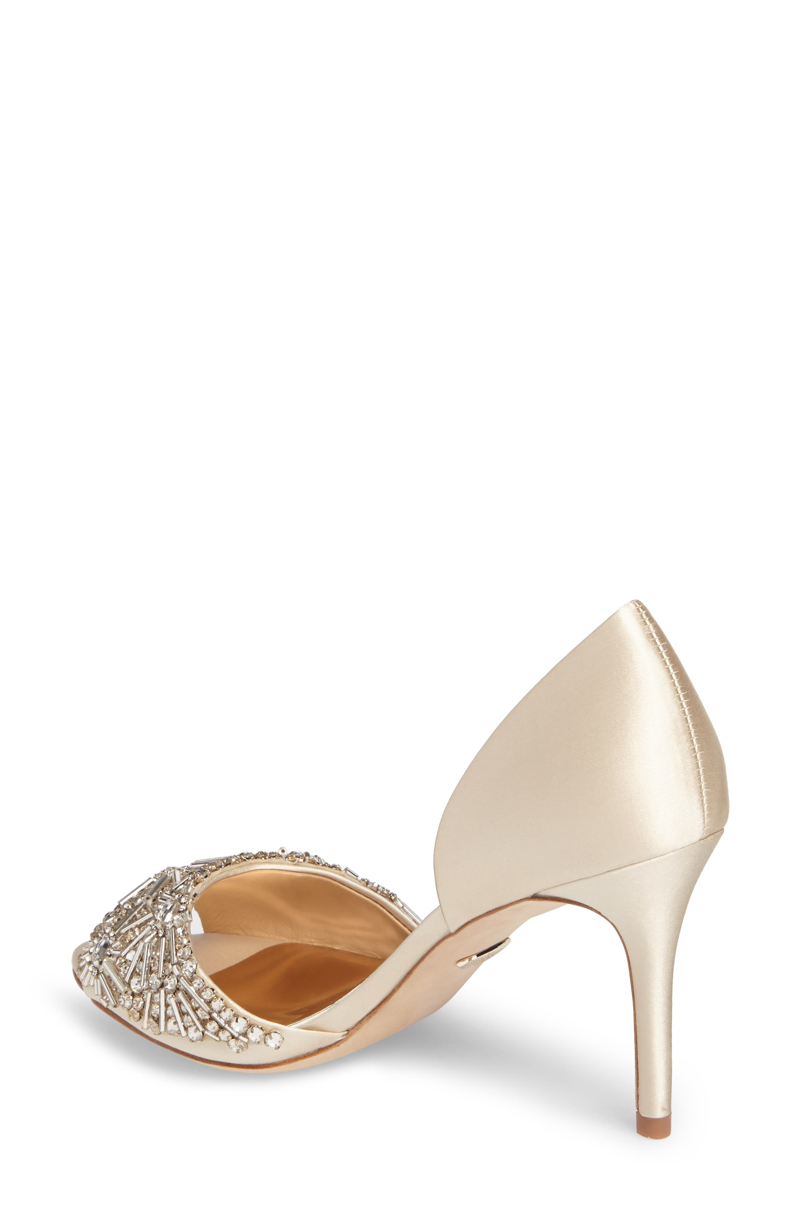 Maria Embellished d'Orsay Pump,                             Alternate thumbnail 12, color,