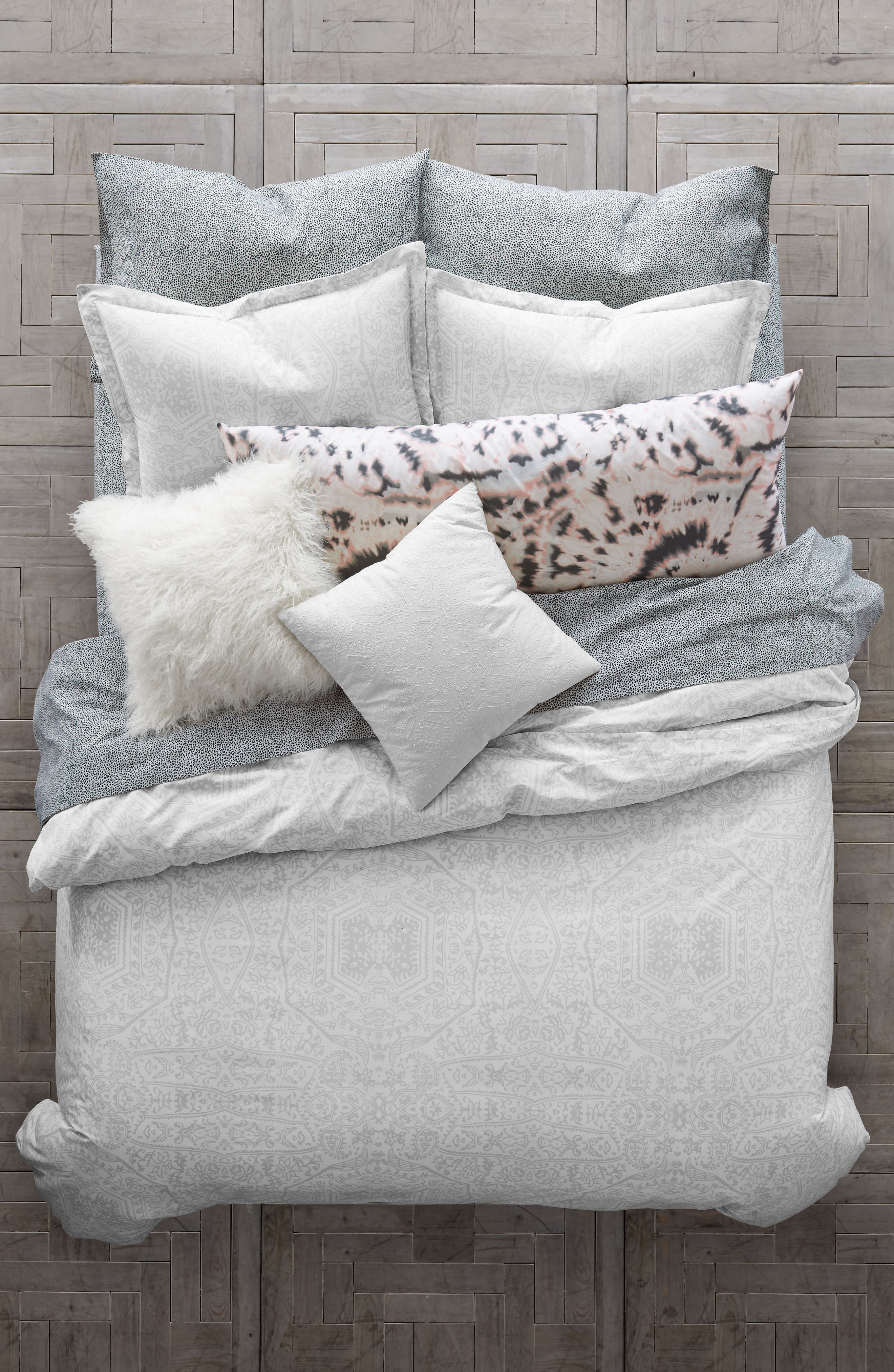 Chantilly Lace Comforter & Sham Set,                             Main thumbnail 1, color,                             100