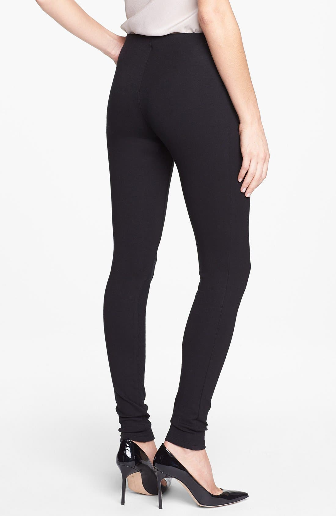 'Redell K.' Stretch Skinny Pants,                             Alternate thumbnail 3, color,                             001