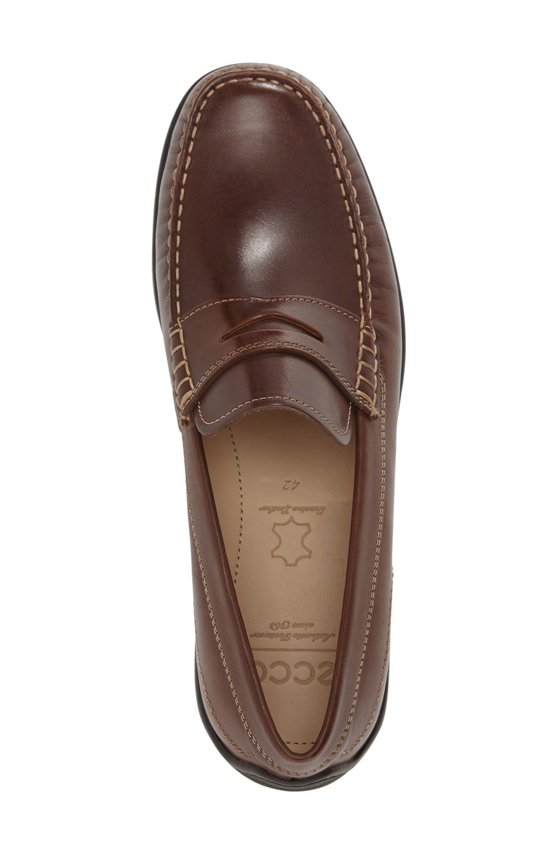 'Classic Moc 2.0' Penny Loafer,                             Alternate thumbnail 7, color,