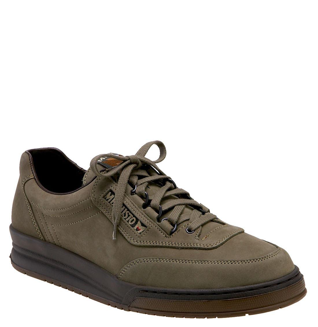 'Match' Walking Shoe,                             Main thumbnail 1, color,                             BIRCH