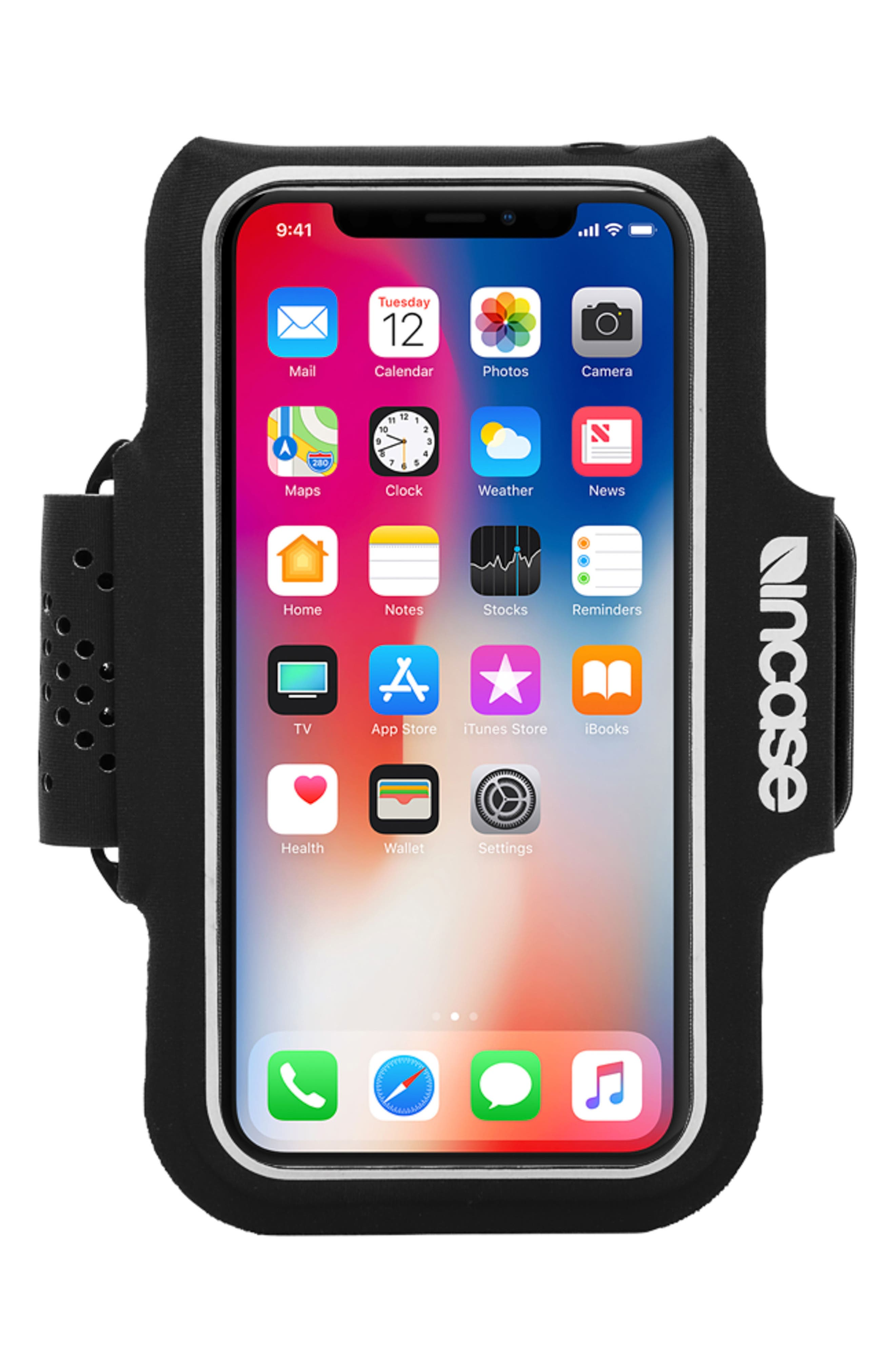iPhone X Active Armband,                         Main,                         color,